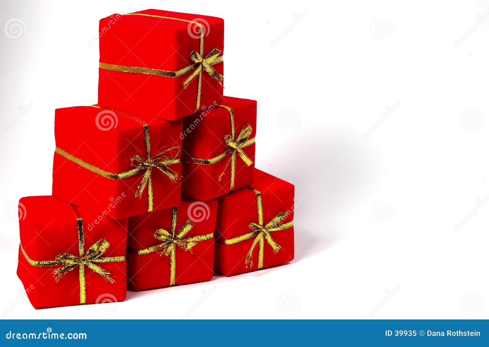 Piramide di Giftbox