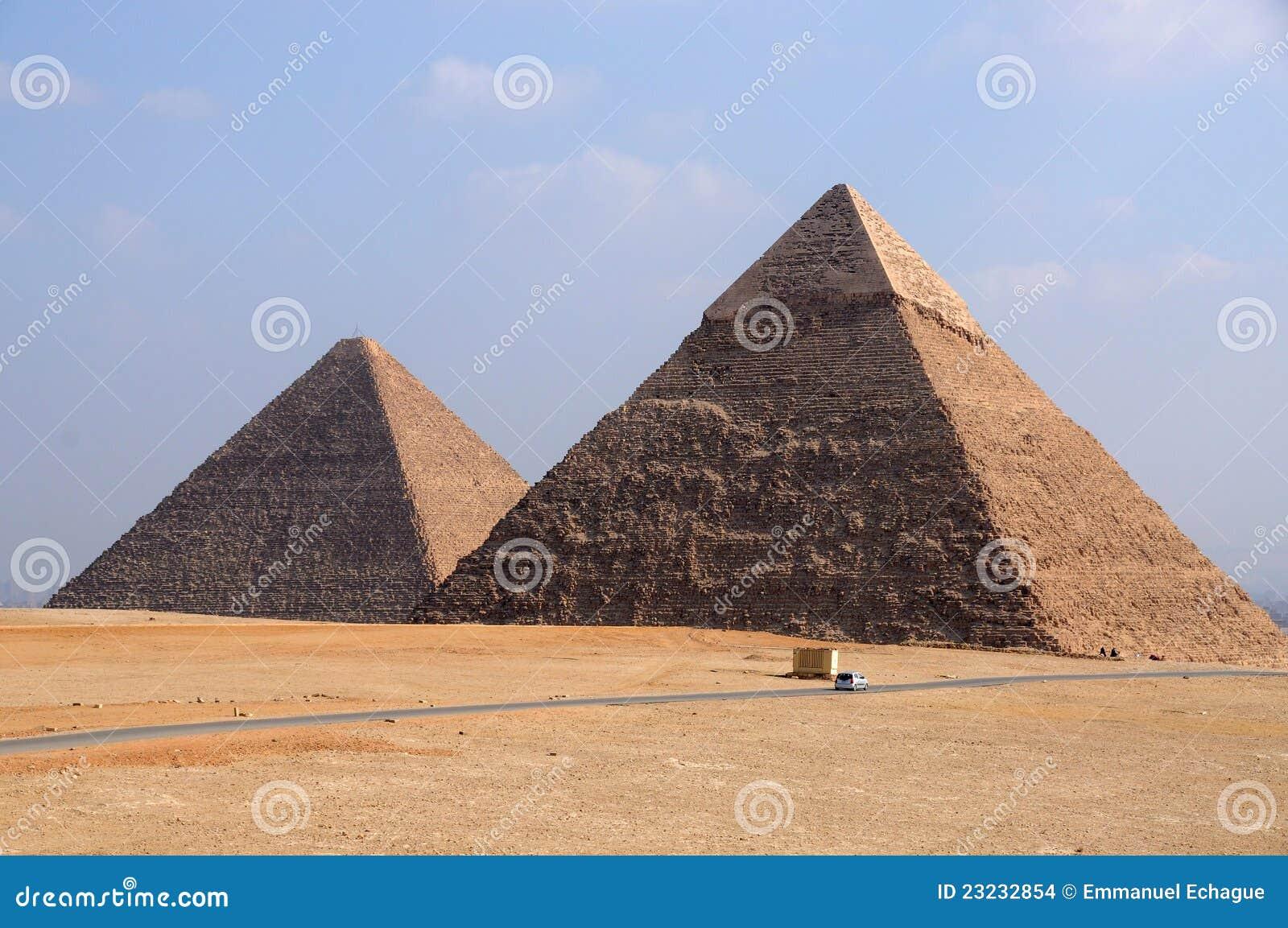 Piramidi di Giza dell Egitto