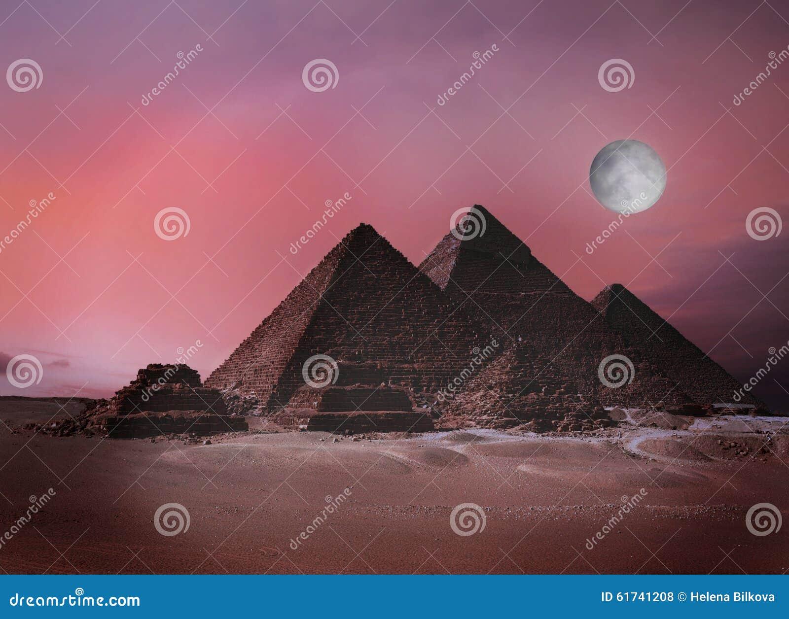 Piramidi Egitto di Giza