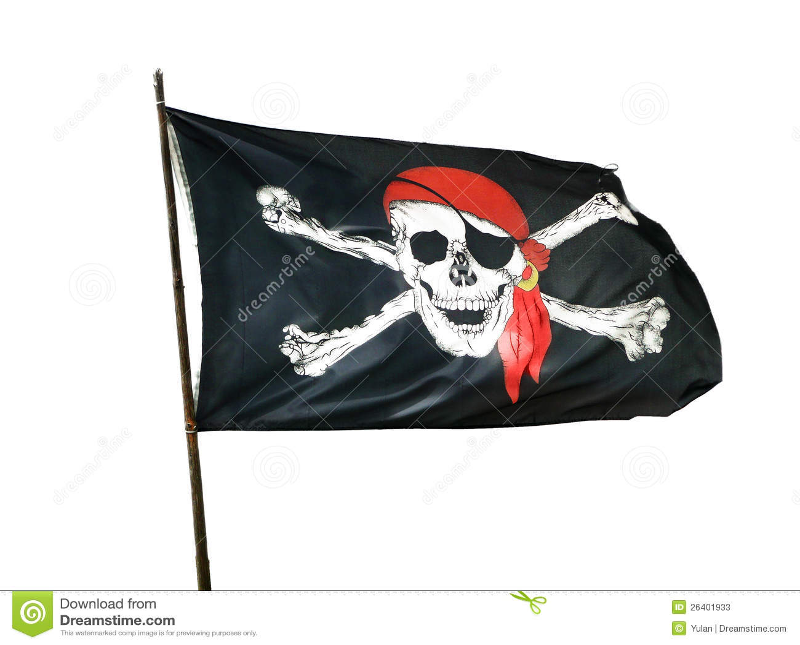 Pirat flaga