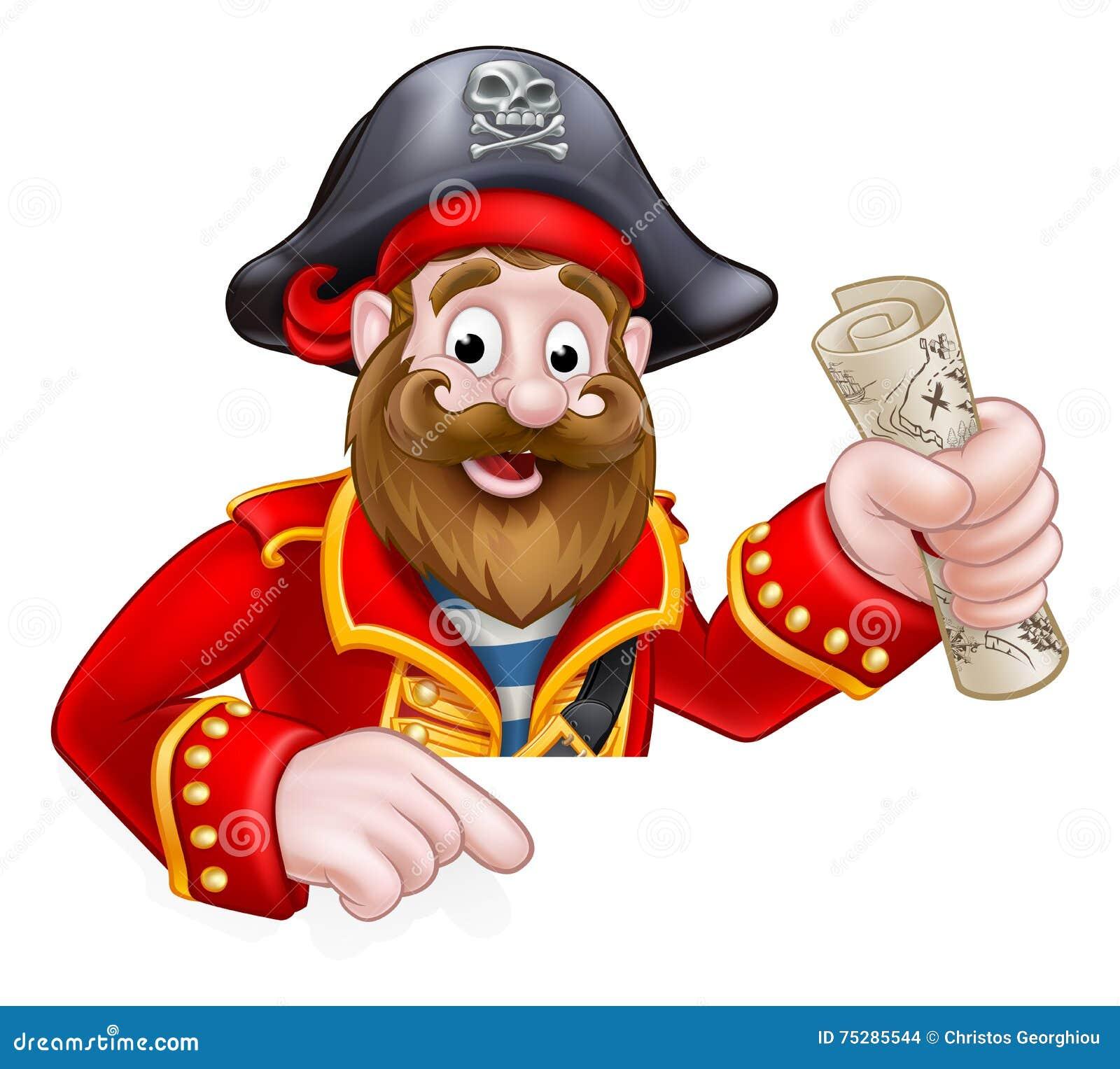 Pirata de la historieta
