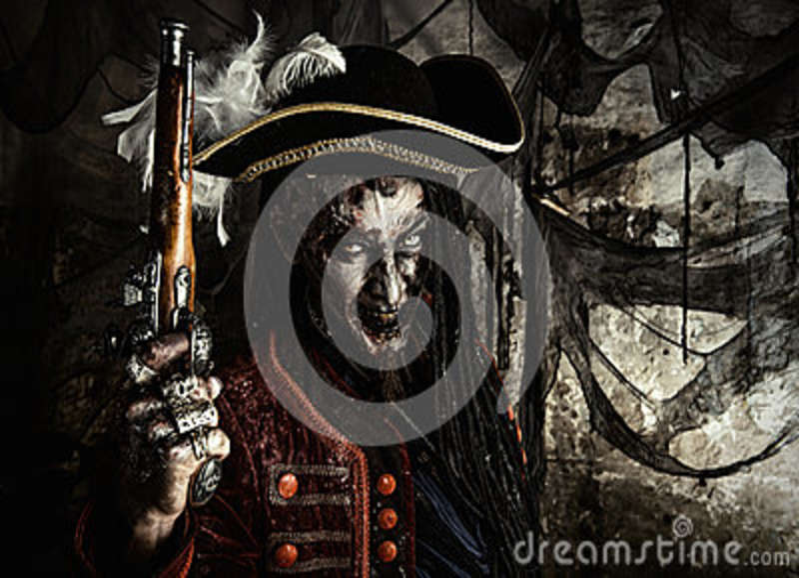 Pirata inoperante corajoso