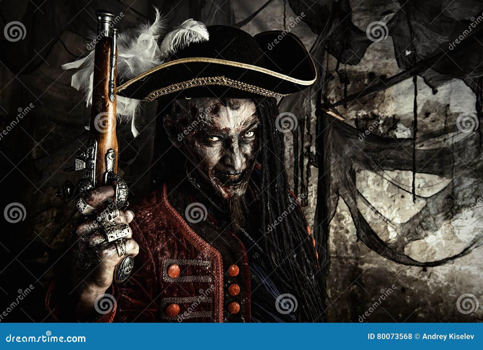Pirata muerto valiente