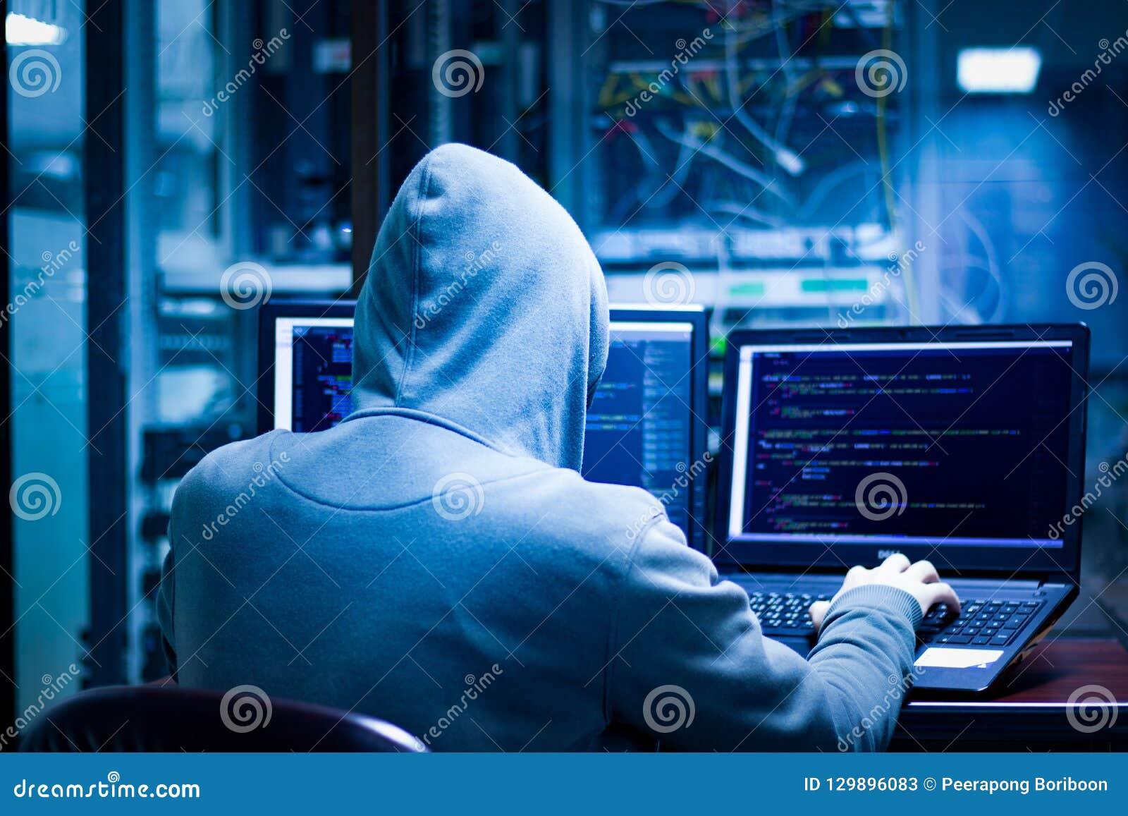 Piratas informáticos de la oscuridad