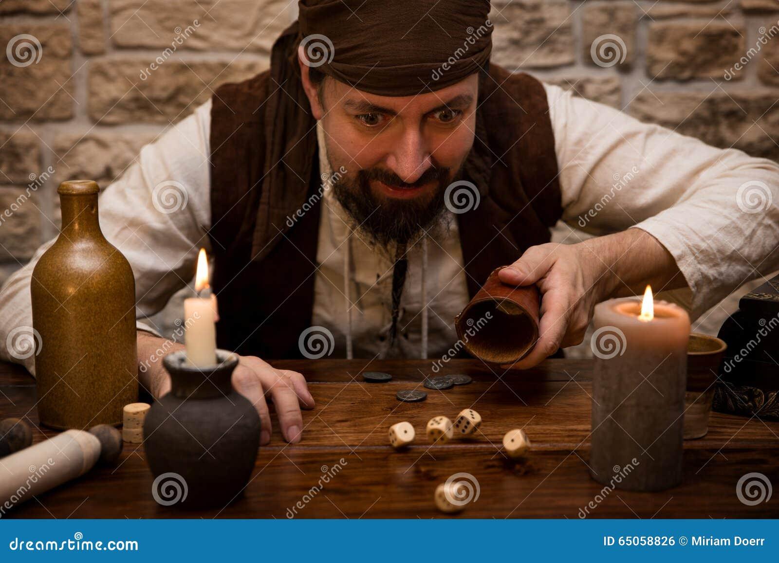 Pirates Gambling
