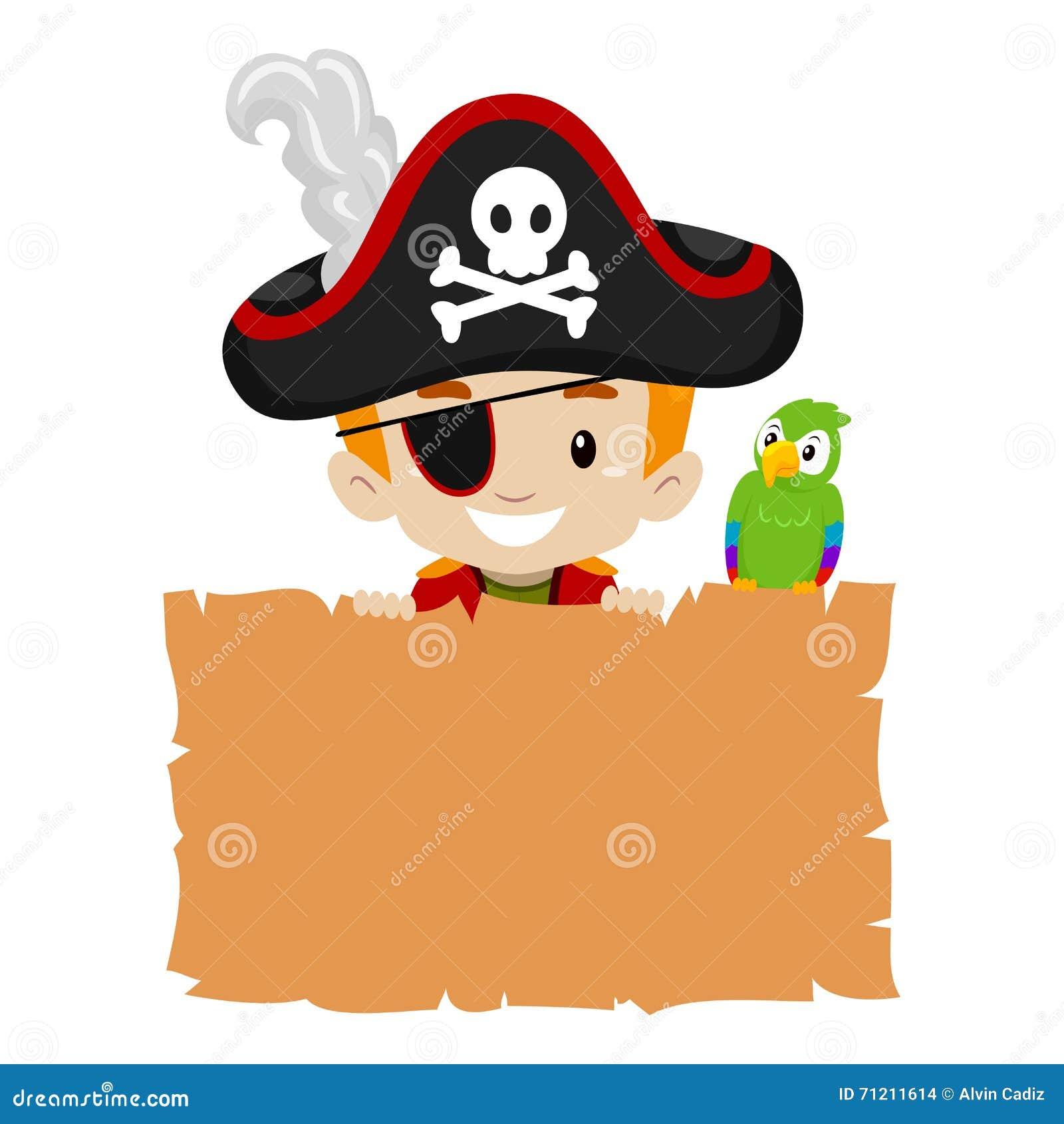 Blank Pirate Banner Solan Annafora Co