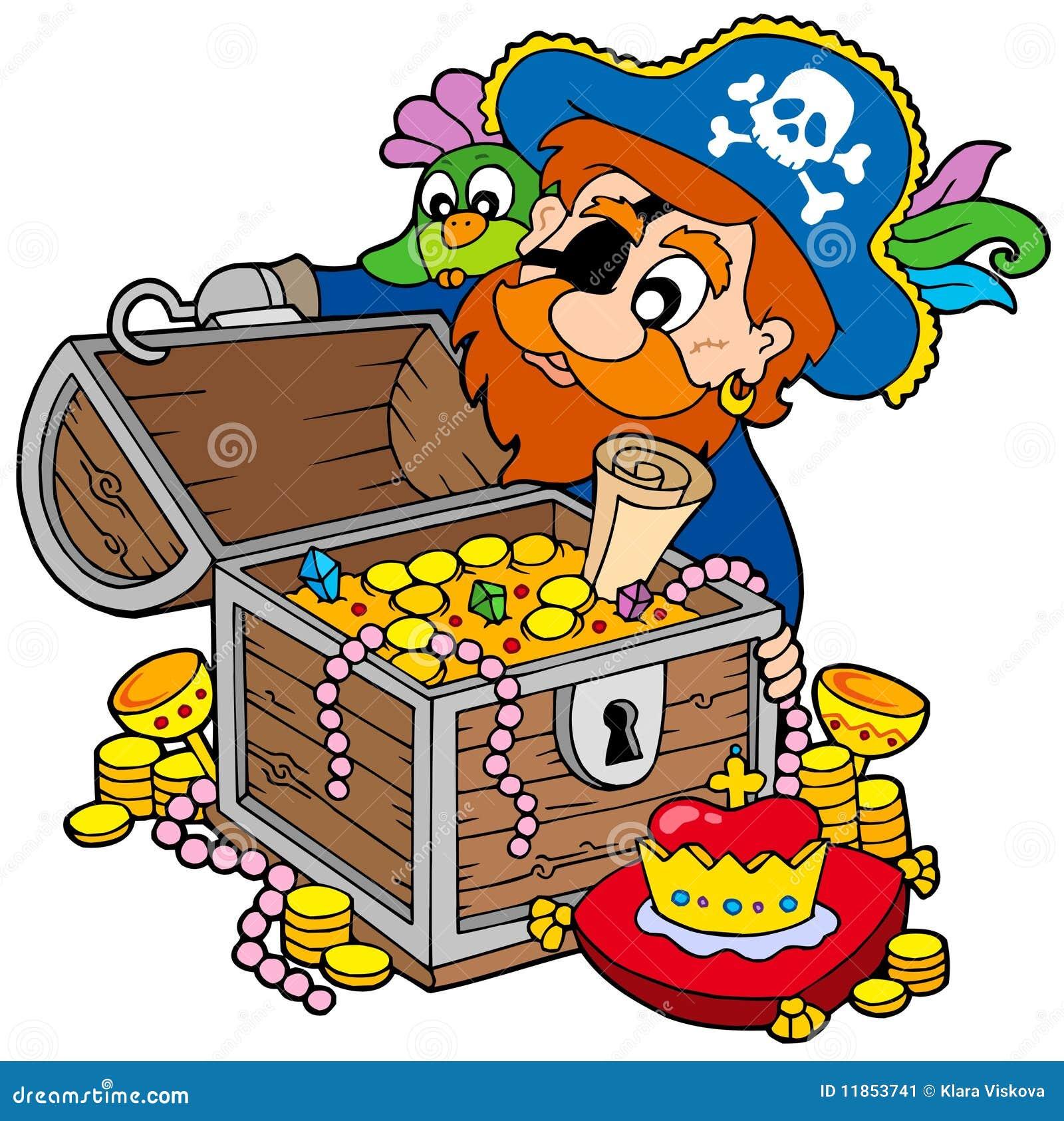 pirate opening treasure chest stock vector image 11853741 carson dellosa clip art free map carson dellosa clip art book