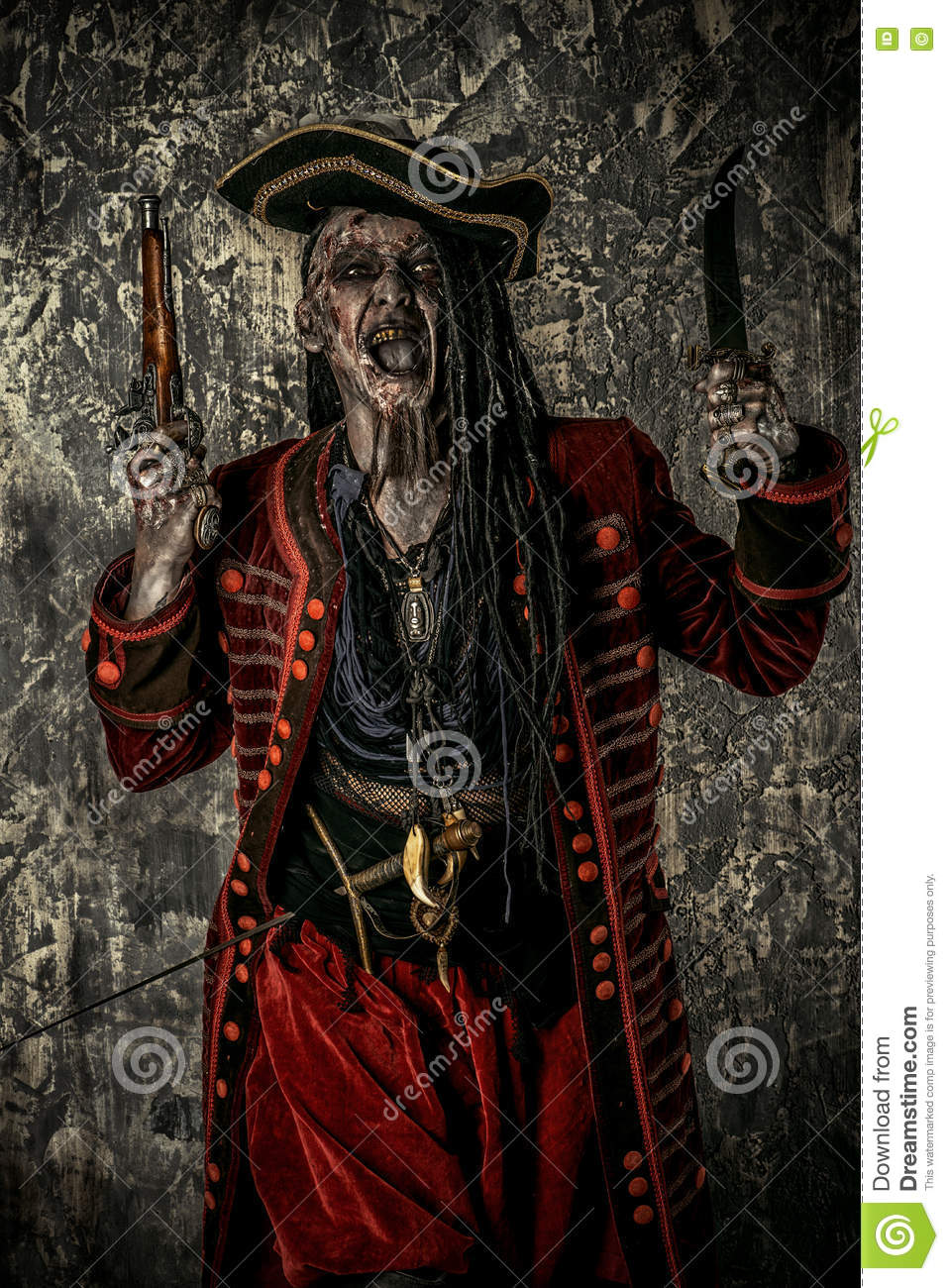 Pirate Party Stock Image Image Of Fear Dangerous Fantasy