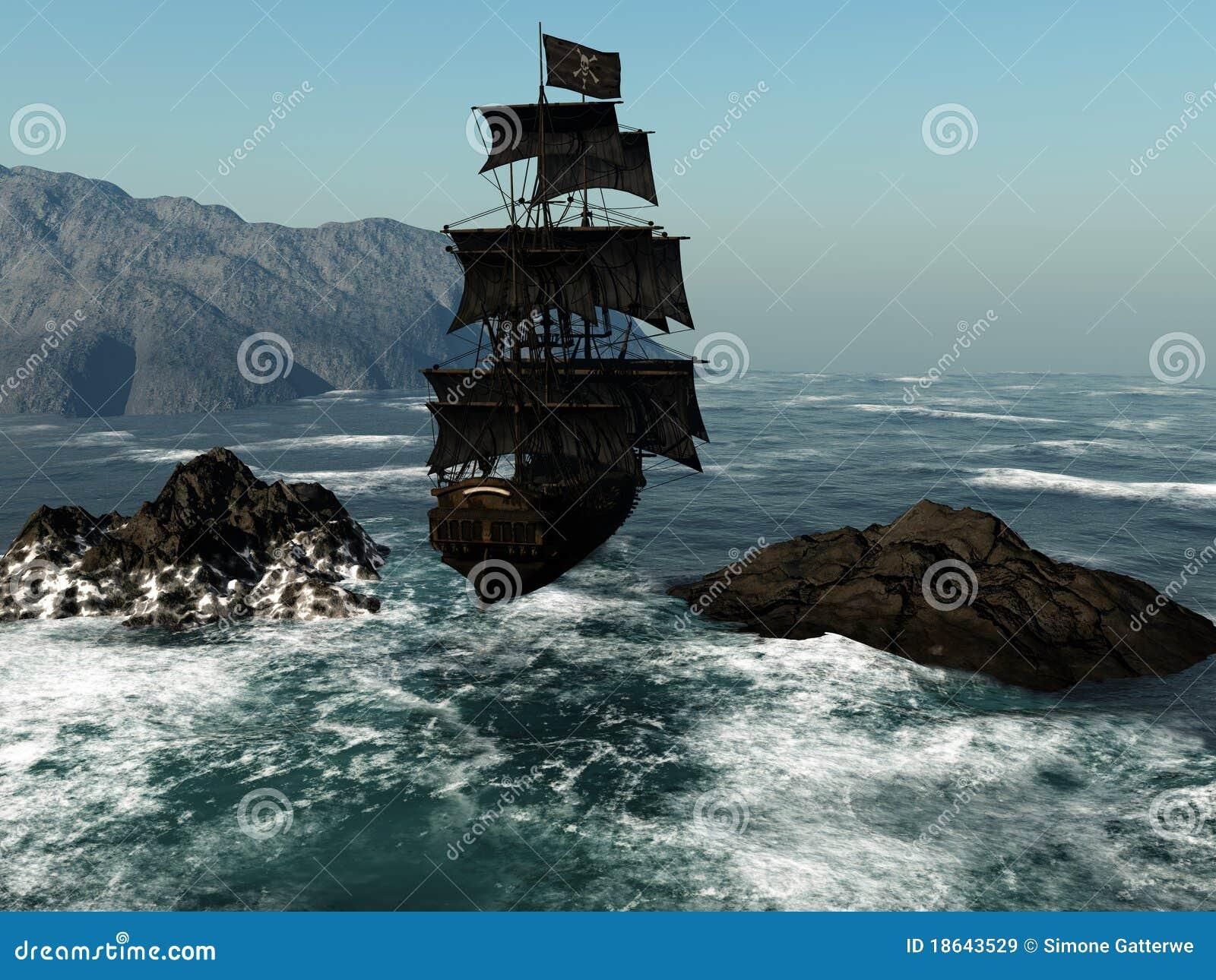 Piraten-Lieferung 1