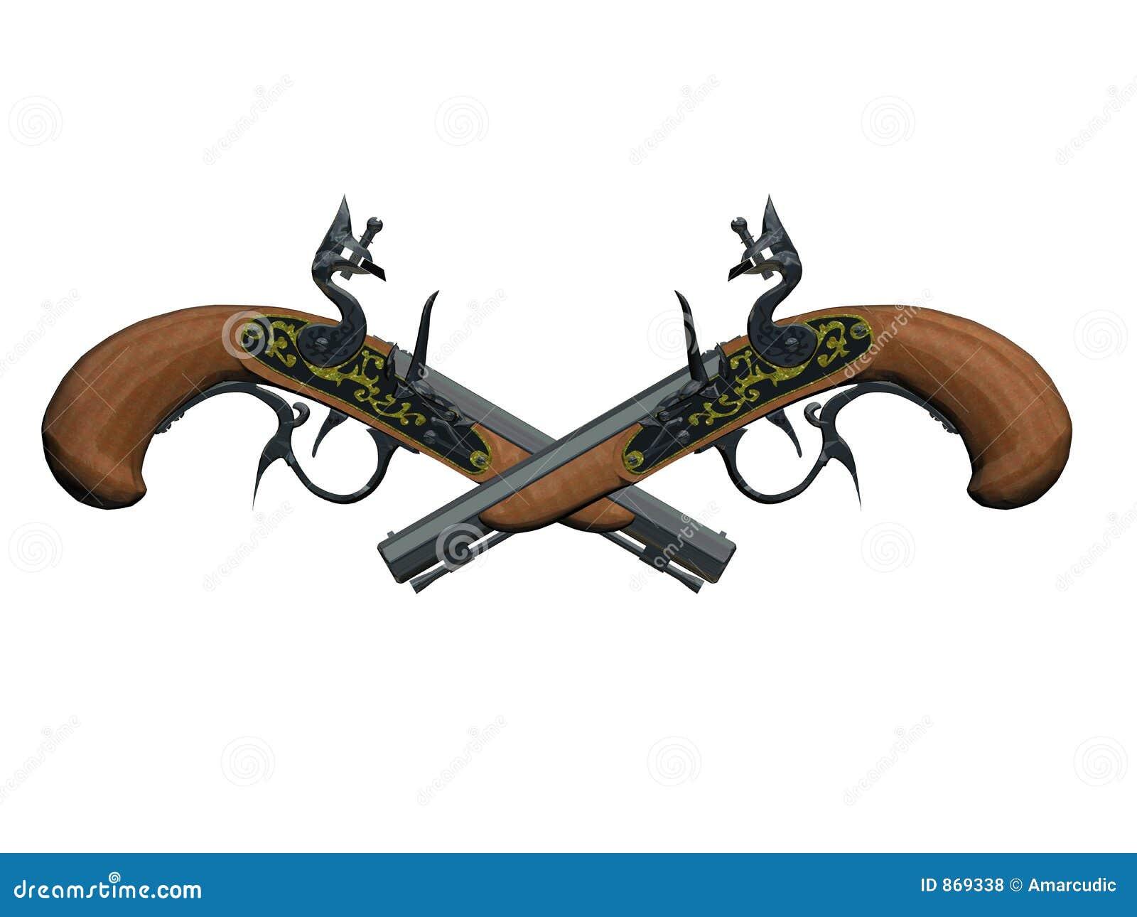 Piratengewehr