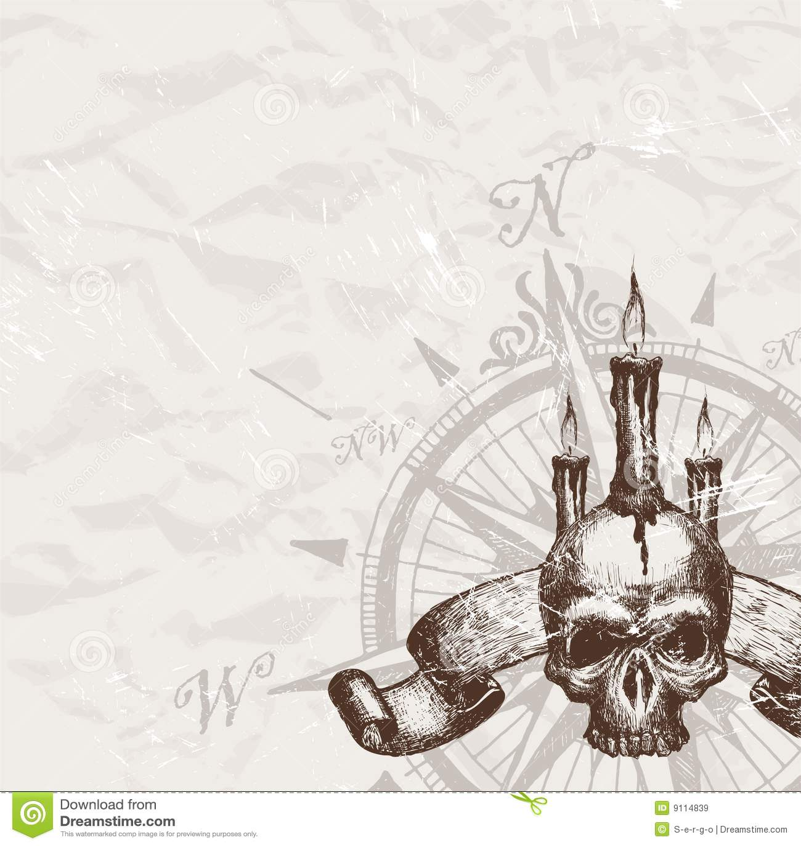 Piraterieschädel