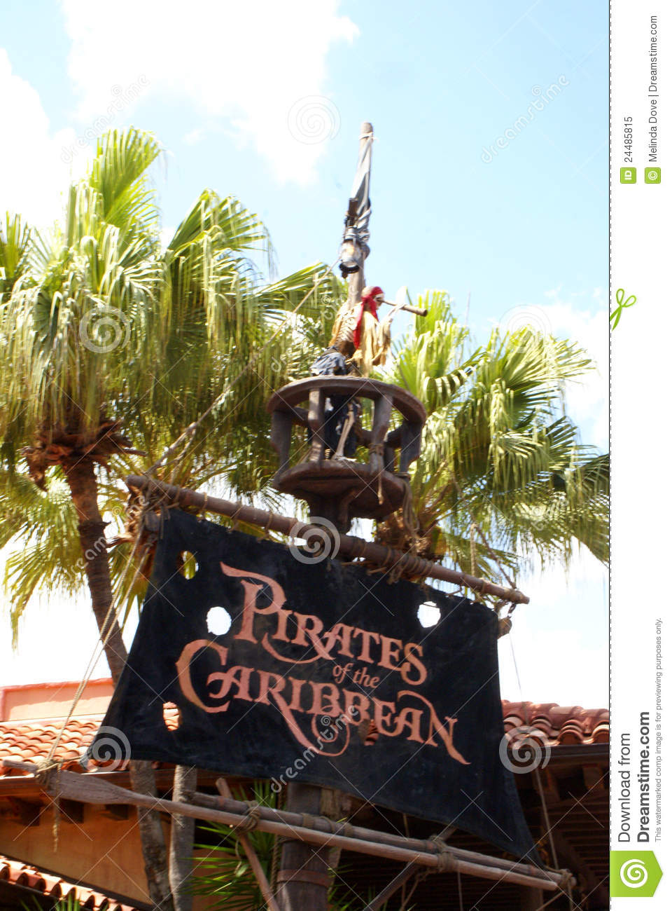 Pirates Of Caribbean 5 Film Set Editorial Photo 54823227
