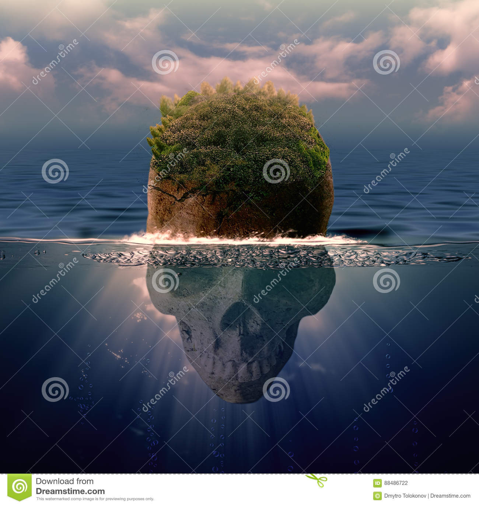 Pirates island.