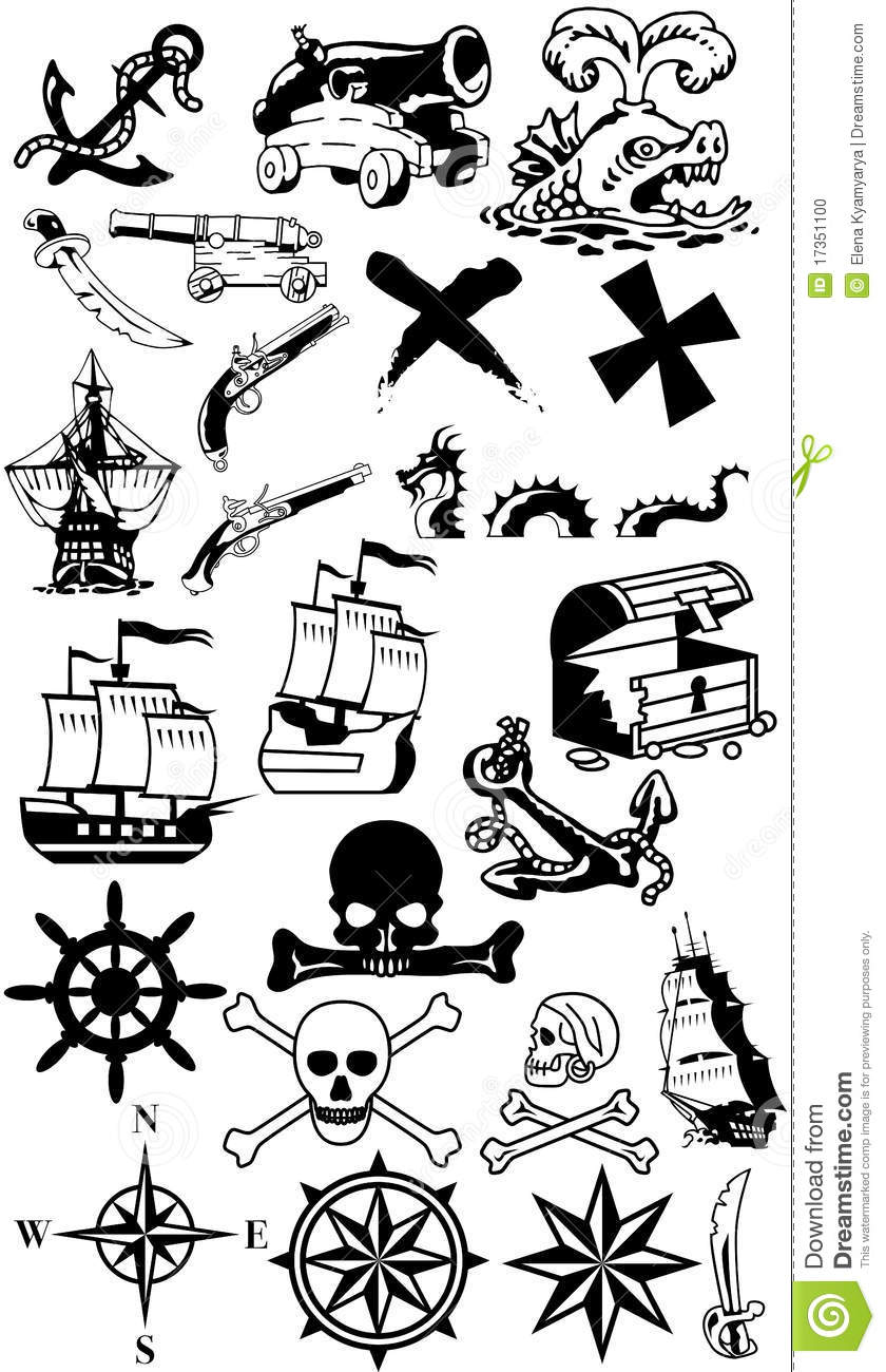Image Result For Pirate Map