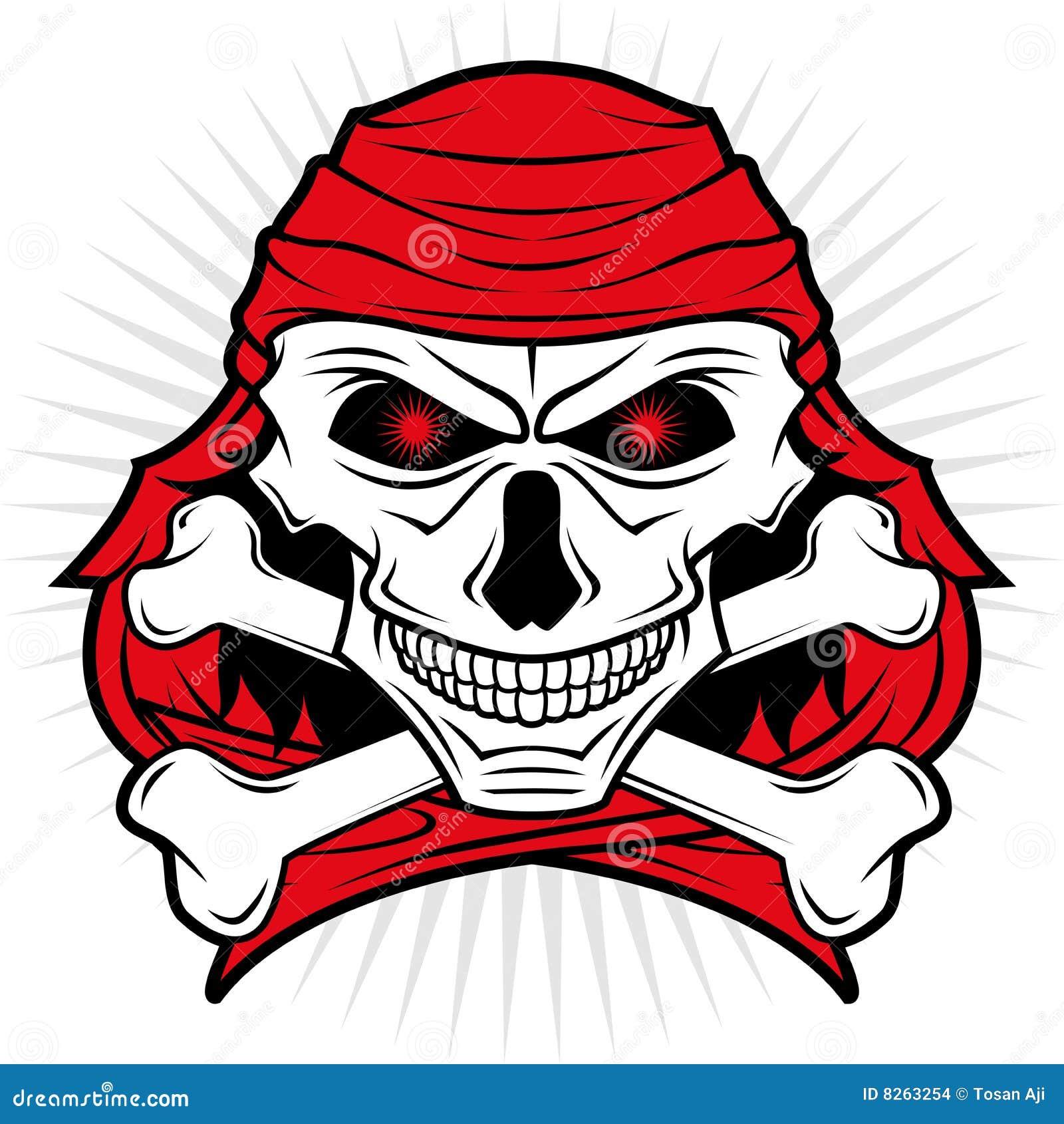 Pirates Logo Skull Pirates Skull Logo Sto...