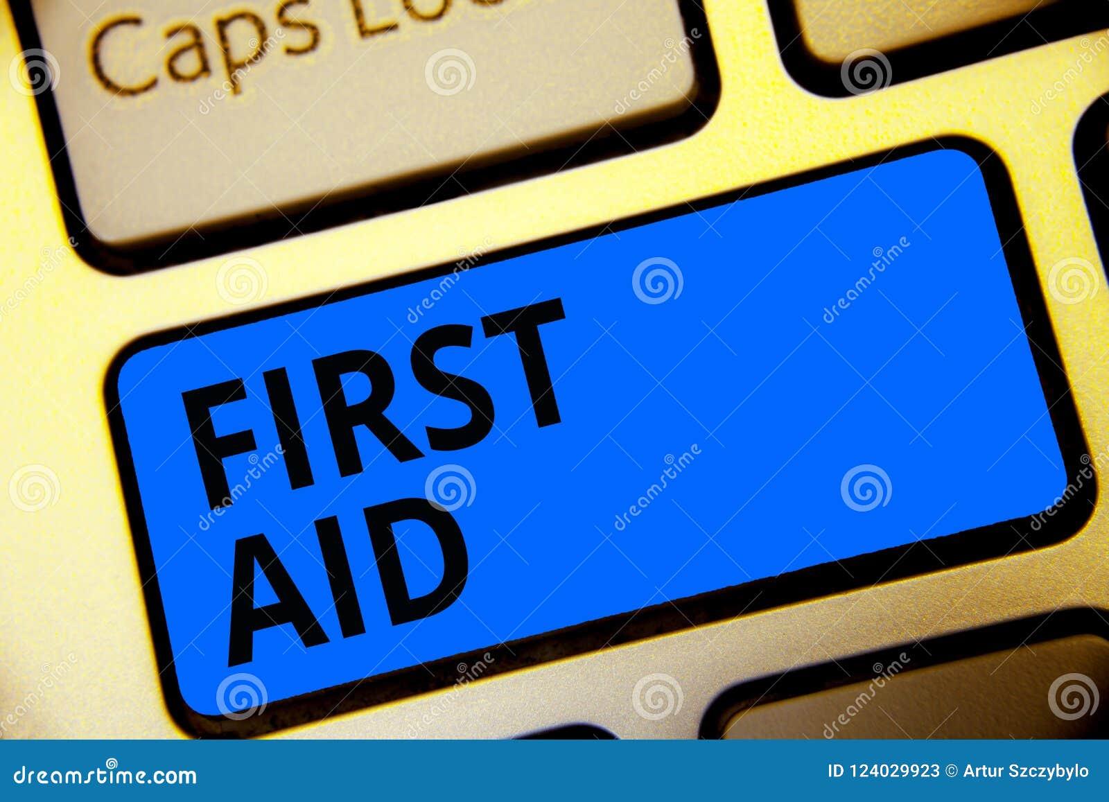 Pisać nutowej pokazuje pierwszej pomocy Biznesowy fotografii pokazywać Ćwiczy uzdrawiać małych cięcia ten żadny potrzeba dla medy