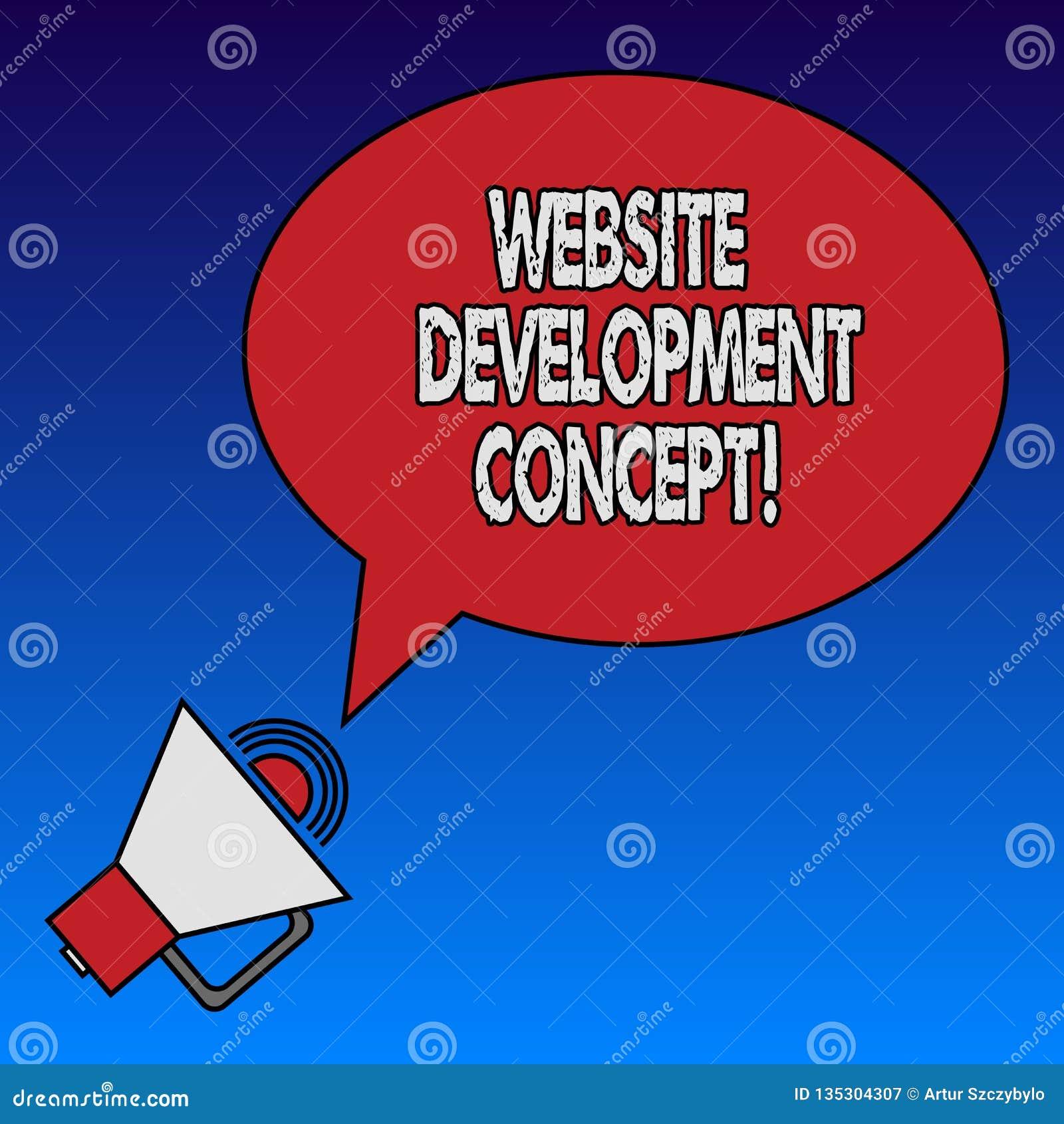 Pisać nutowym pokazuje strona internetowa rozwoju pojęciu Biznesowa fotografia pokazuje rozwijać stronę internetową dla Interneto