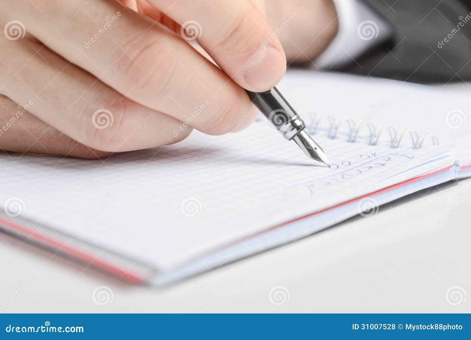 Pisać w notatniku