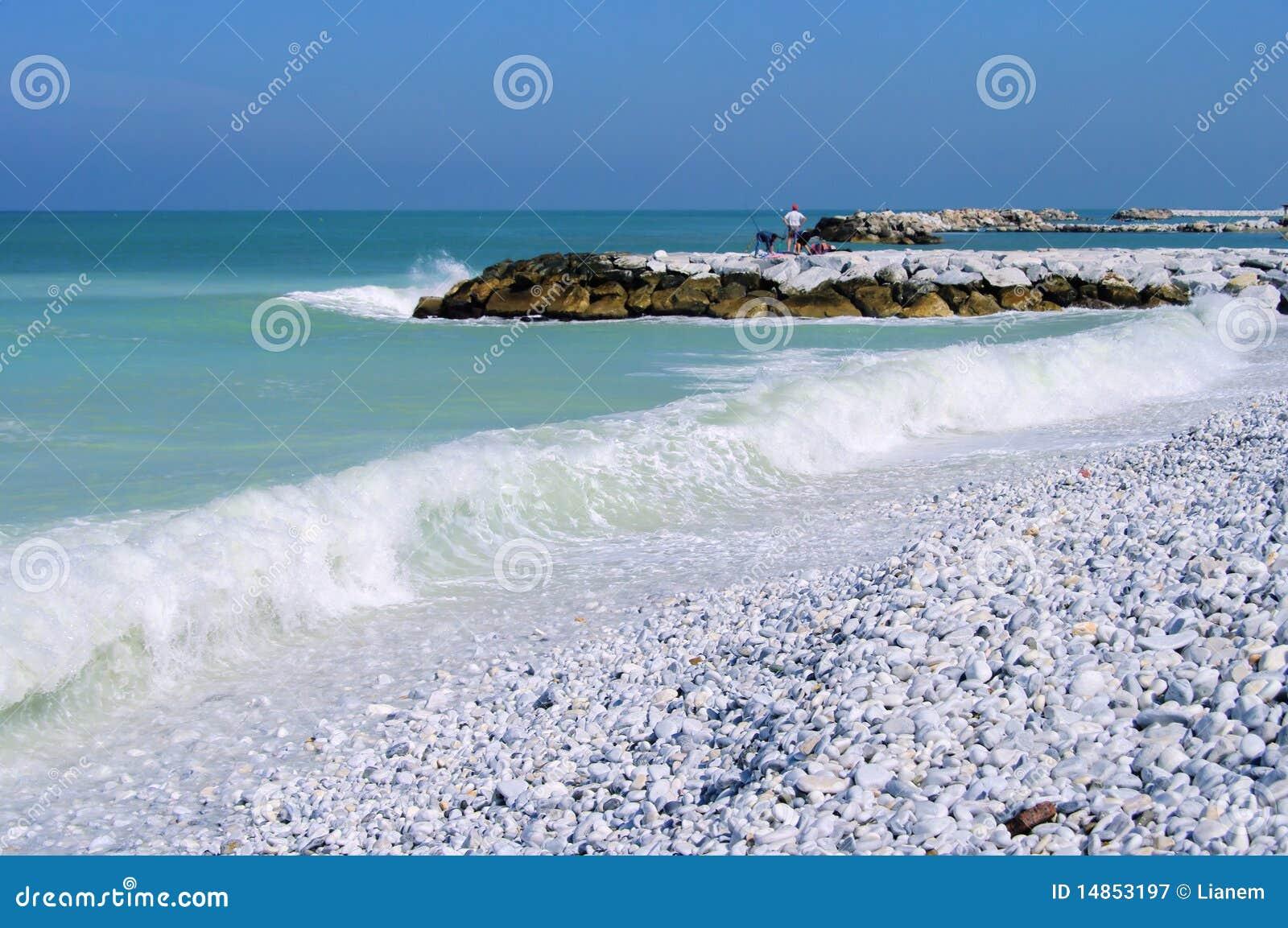 Pisa beach