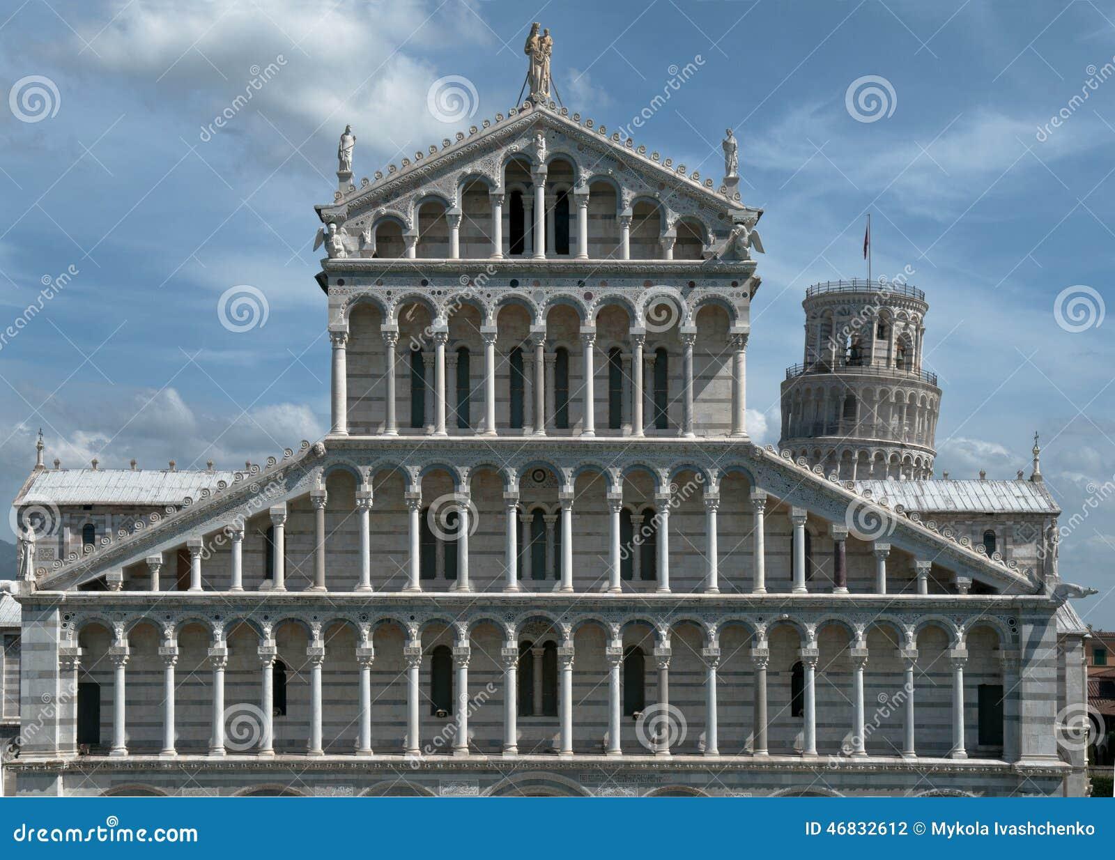 Pisa ber hmte architektur stockfoto bild 46832612 - Beruhmte architektur ...