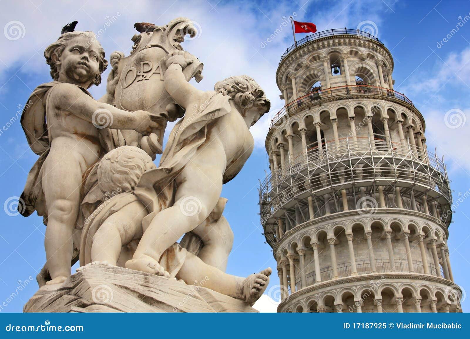 Pisa, Toskana, Italien