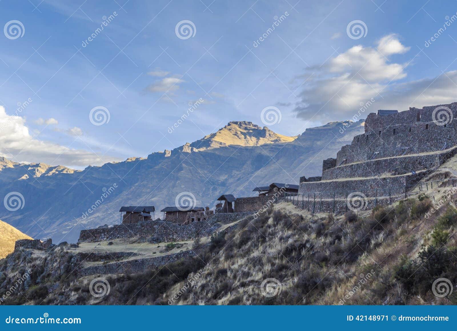 Pisac ruine Cuzco Pérou