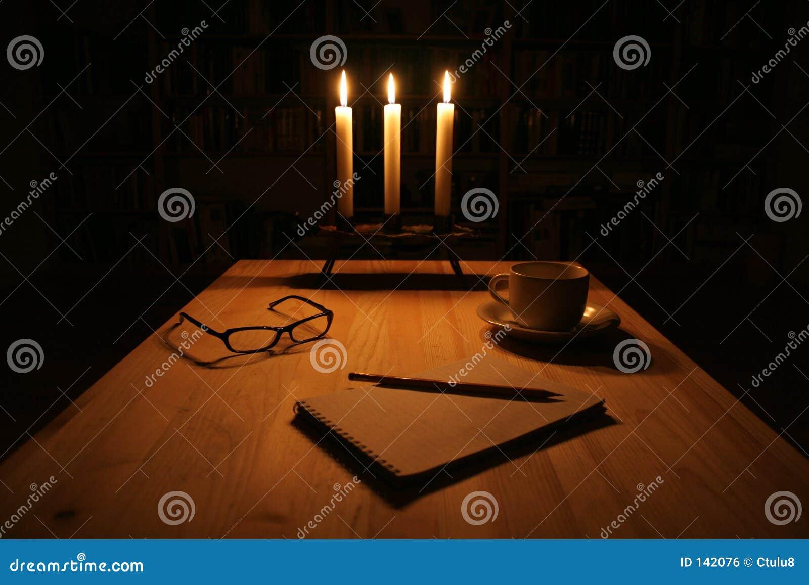 Pisanie noc
