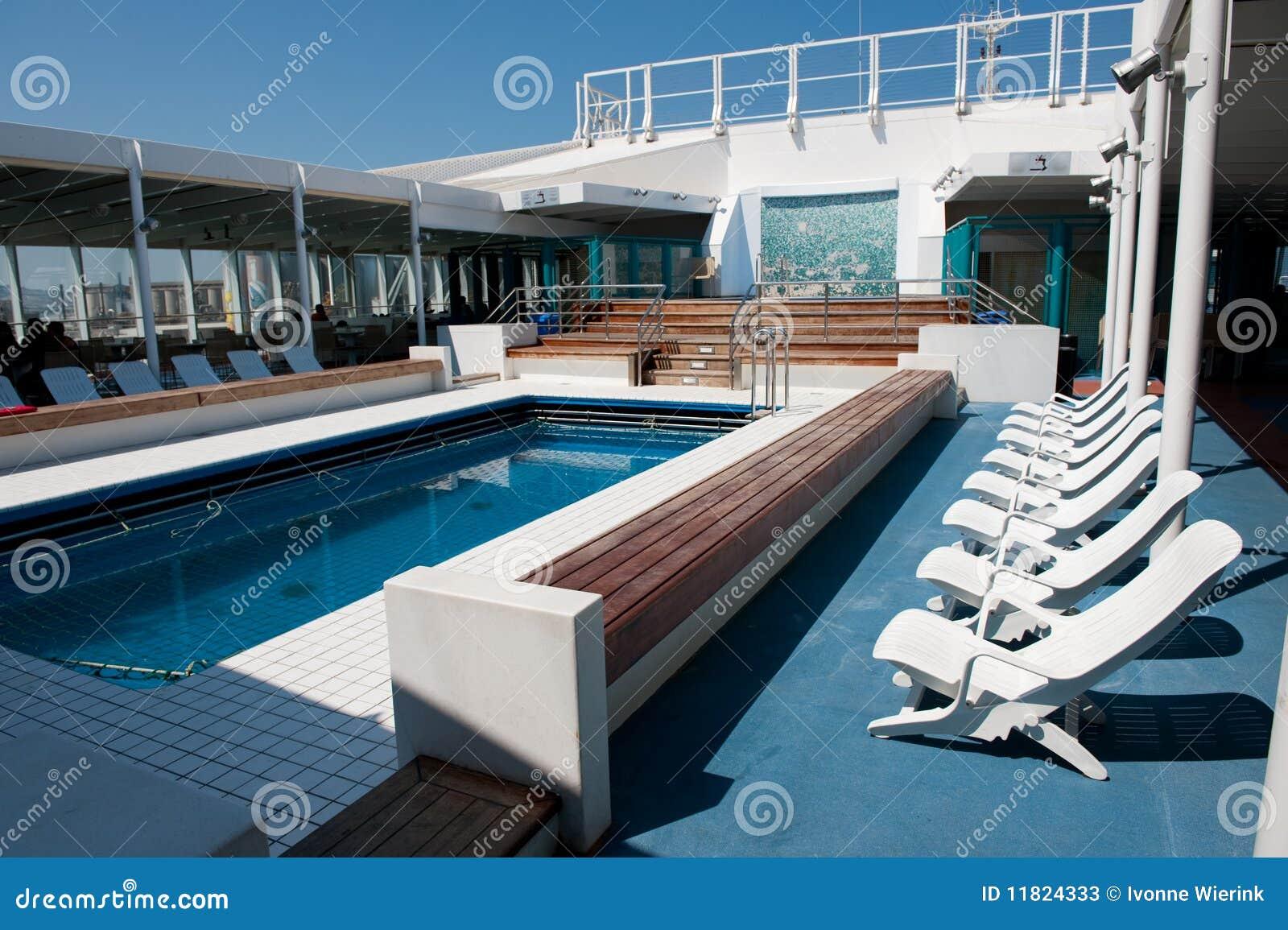 Piscina do navio de cruzeiros fotos de stock imagem 11824333 - Business plan piscina ...