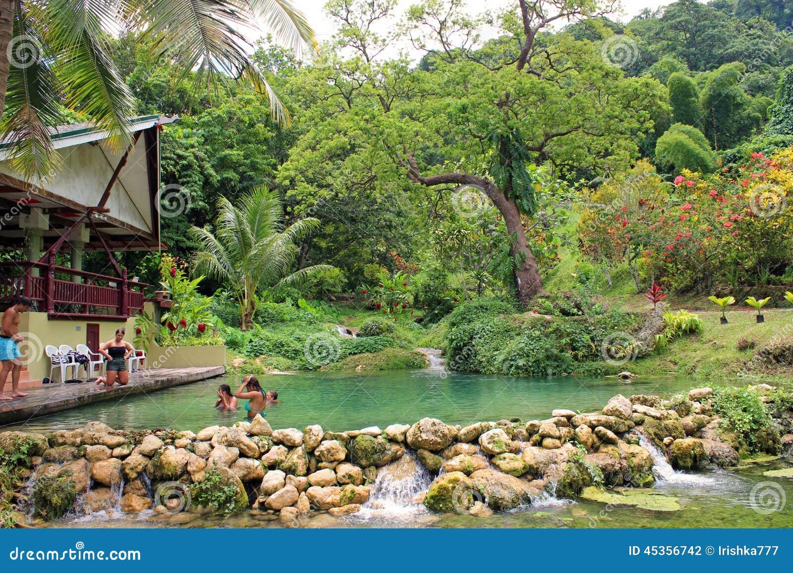 Piscine tropicale, Vanuatu