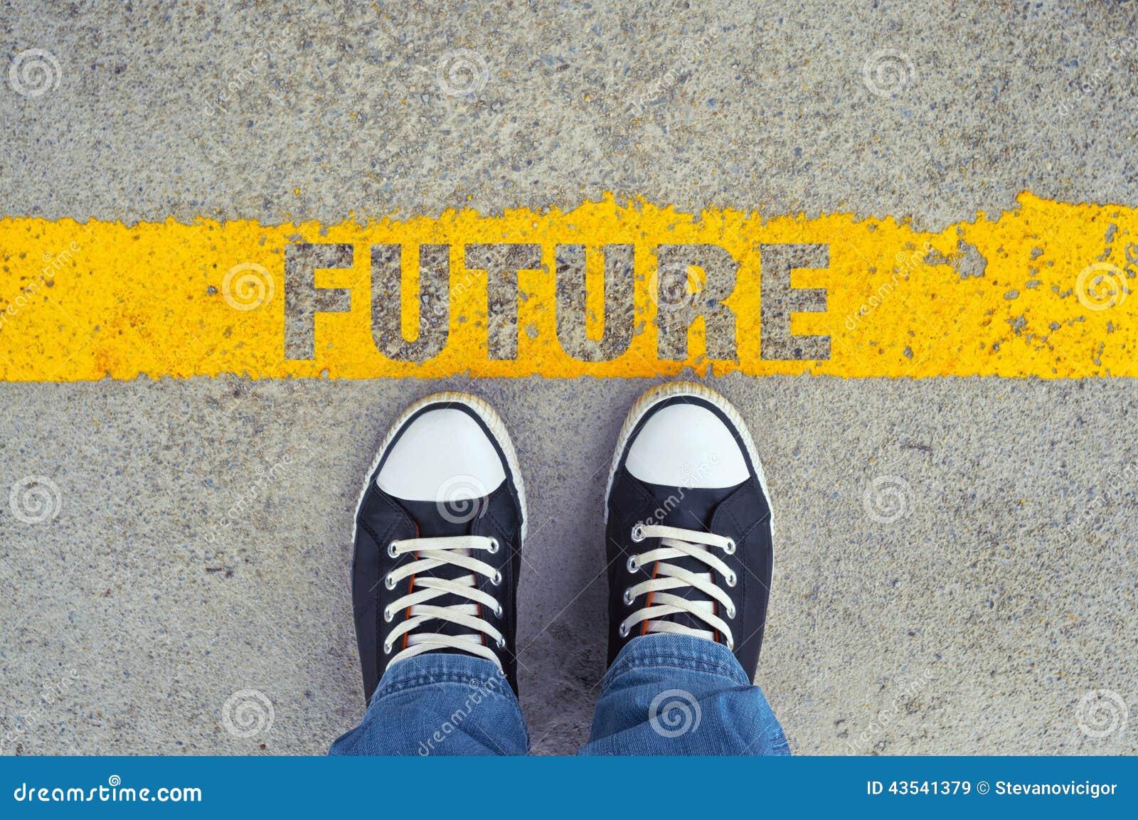 Pise no futuro