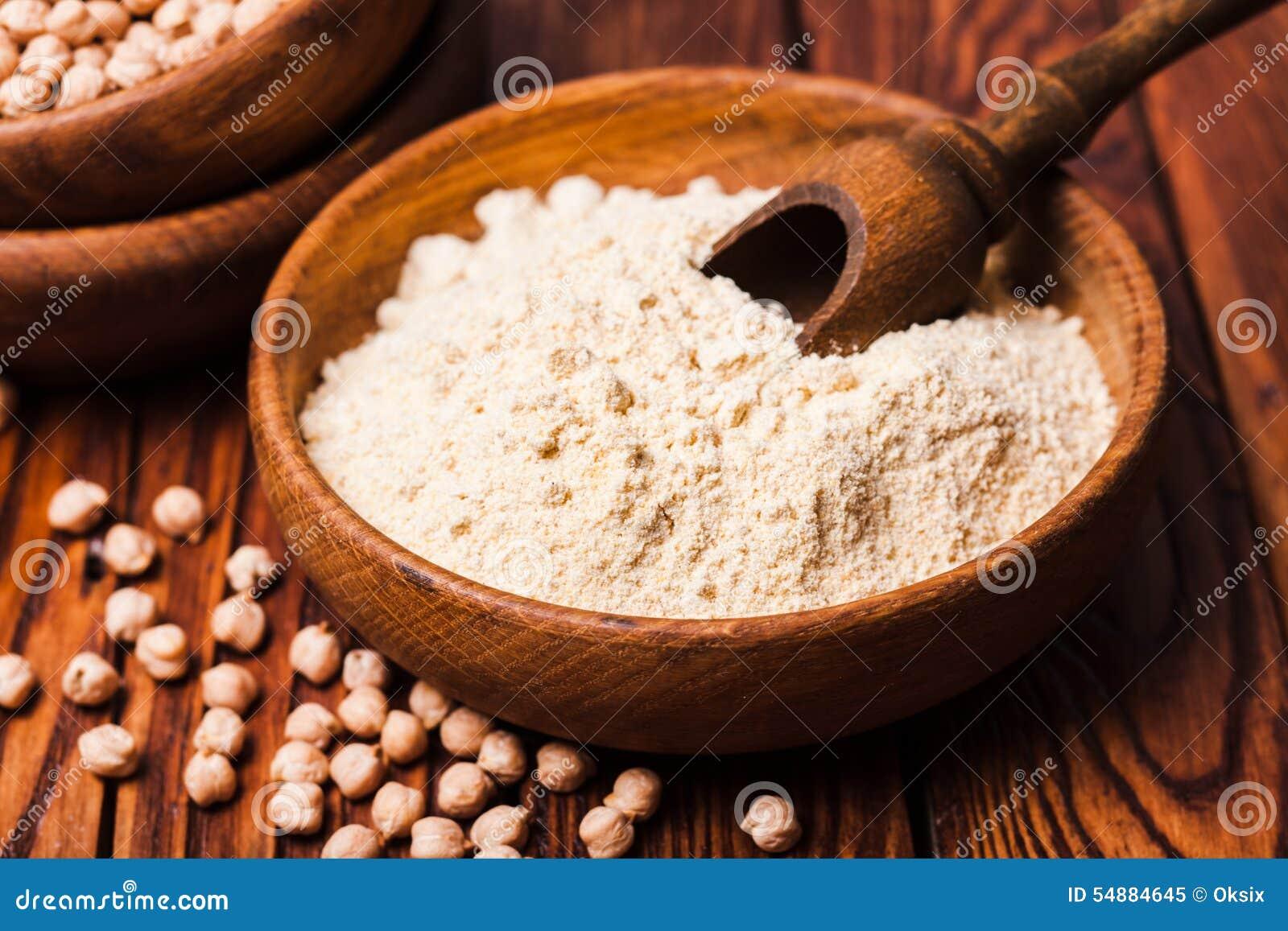 Pisklęca Grochowa mąka
