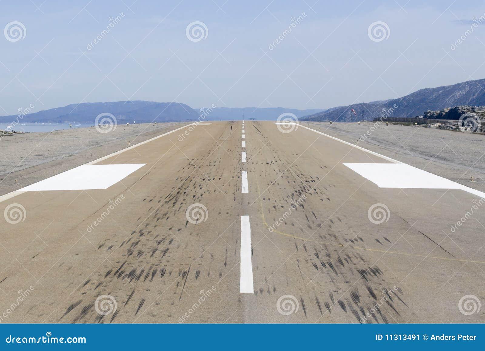 Pista de aterrizaje
