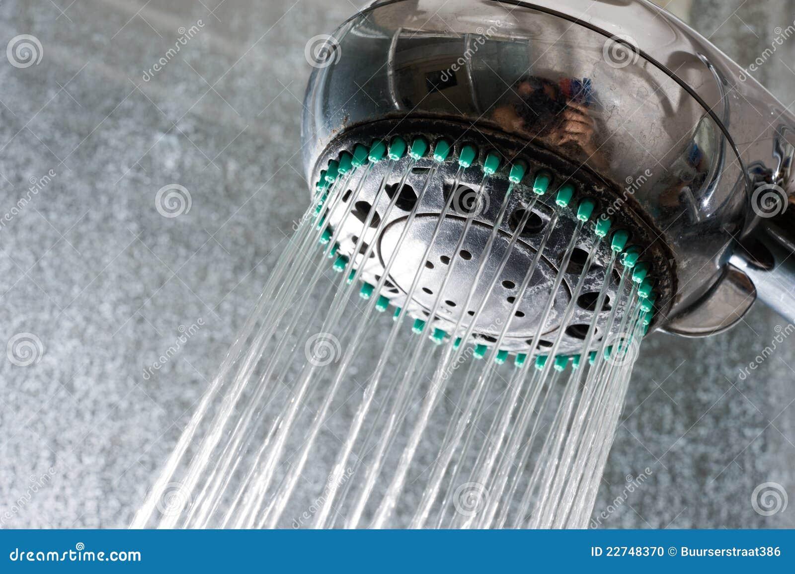 Pista de ducha