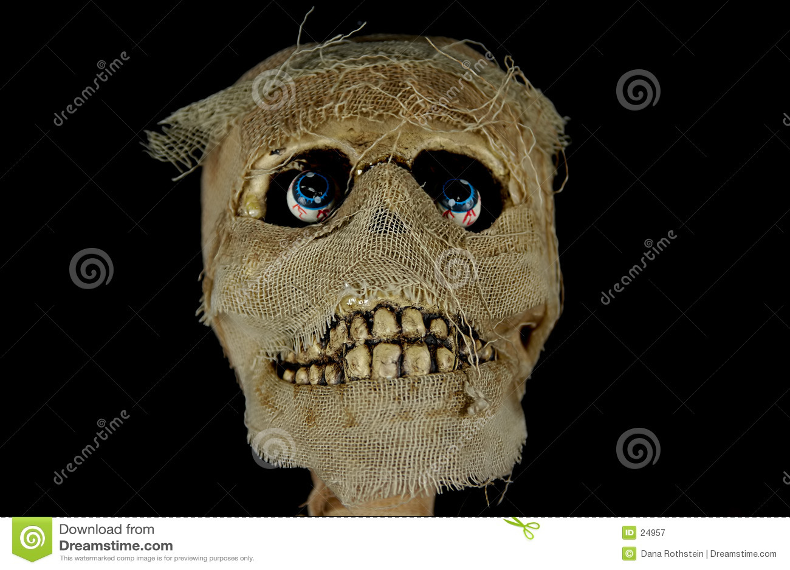 Pista de la momia