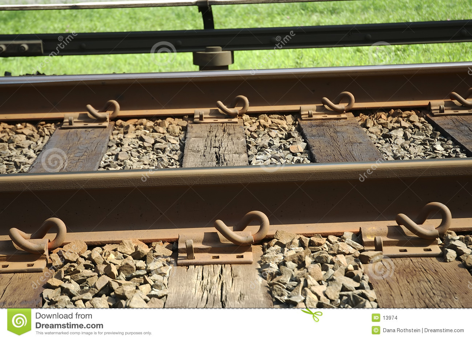 Pista del treno