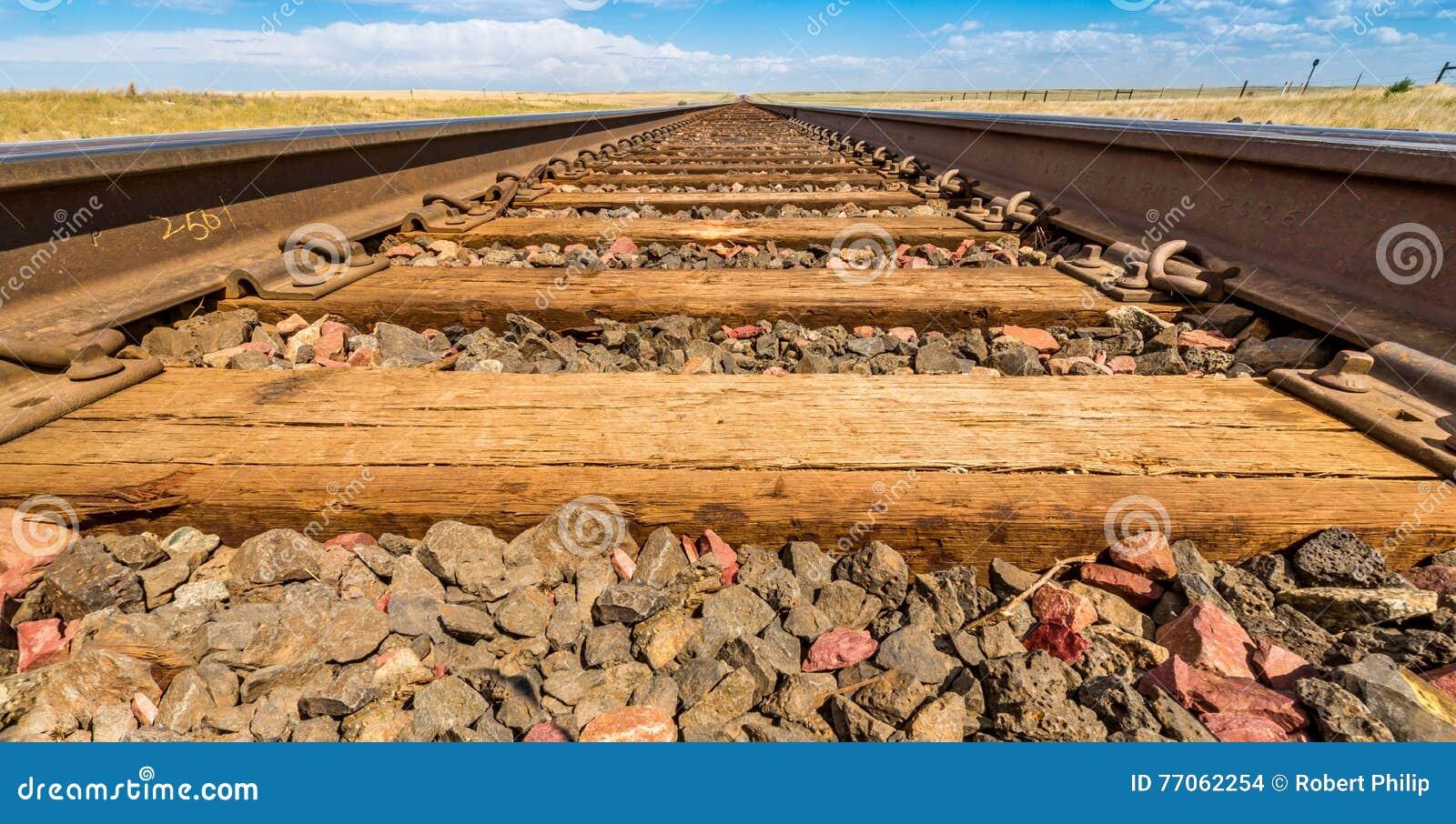 Pistas de ferrocarril
