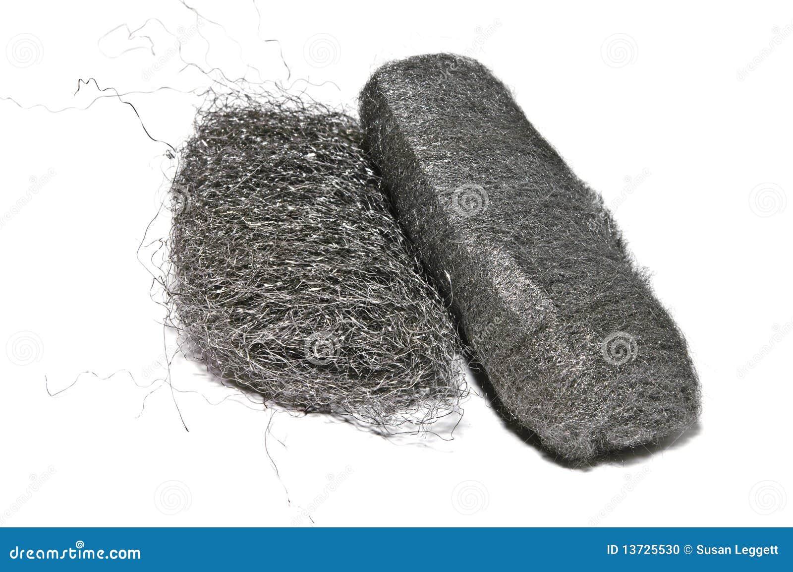Pistas de las lanas de acero