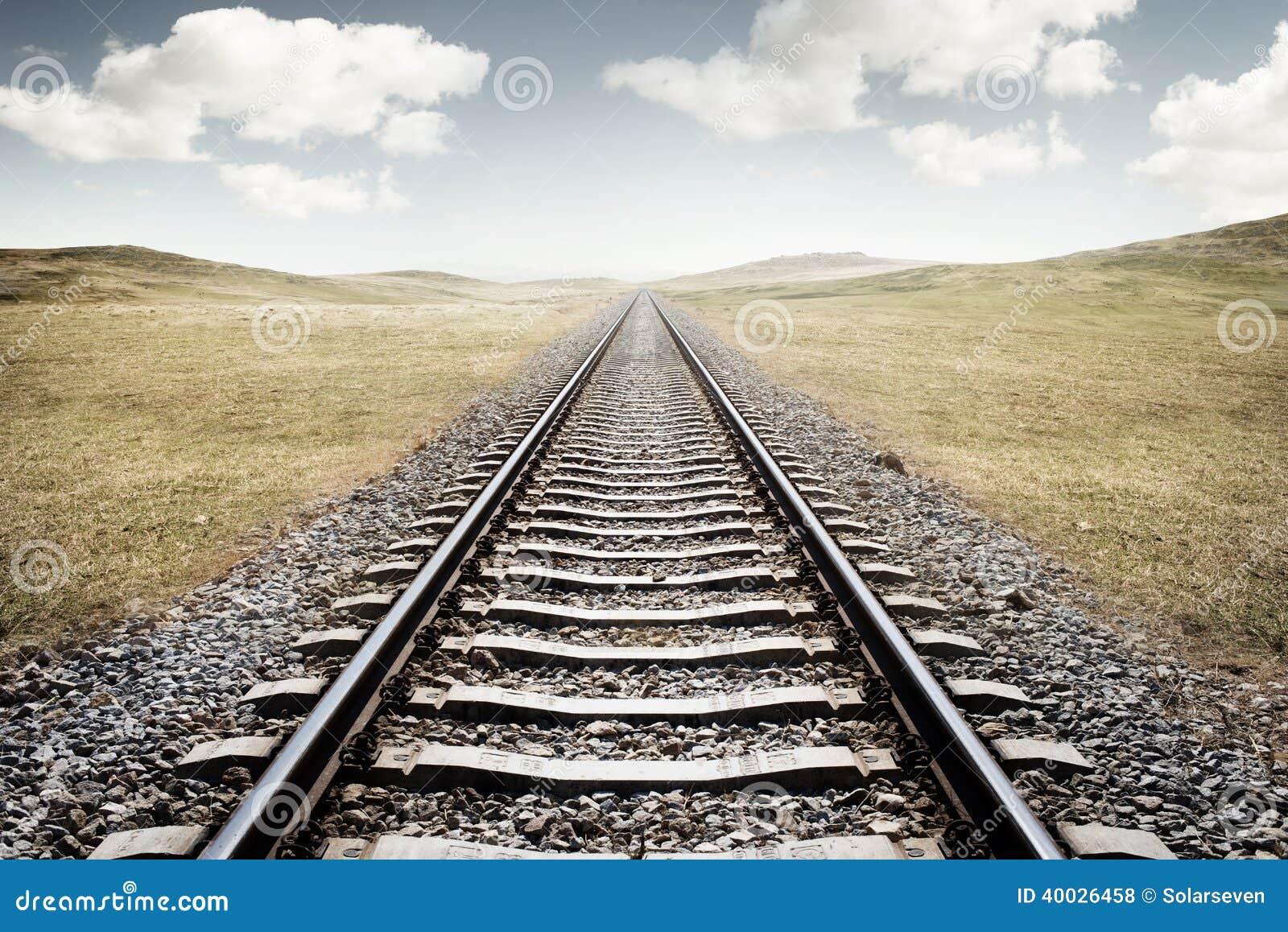 Pistas ferroviarias