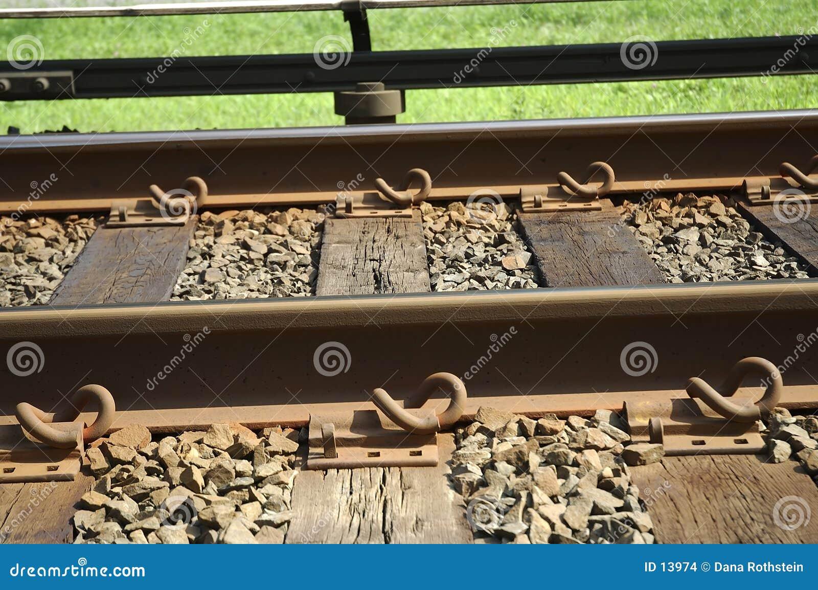 Piste de train