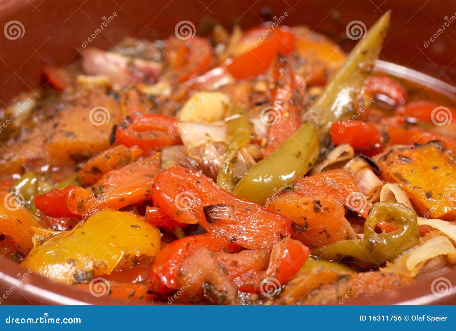 Pisto stew