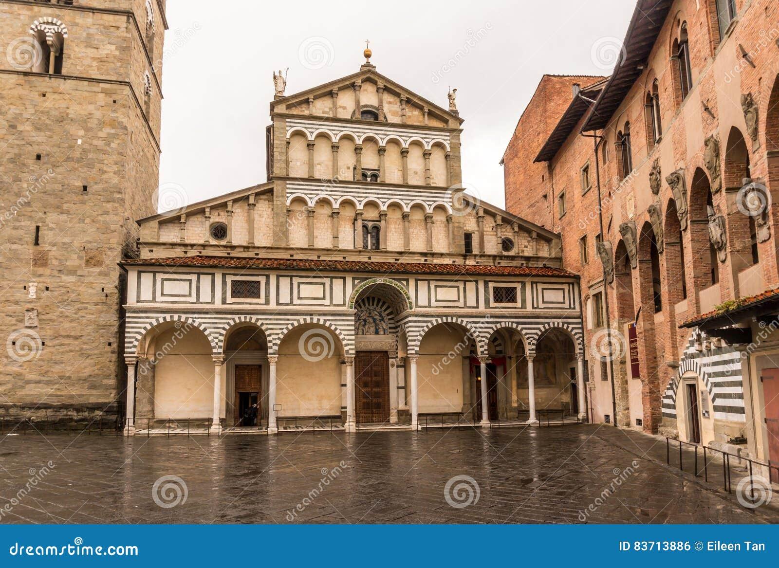 Pistoie Italie