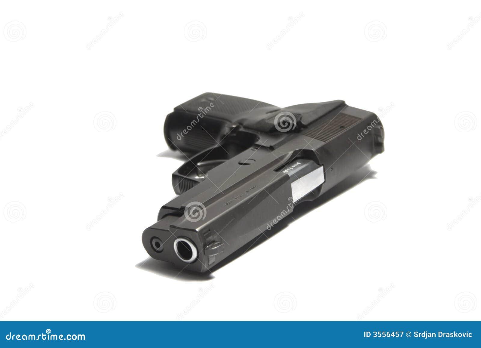 Pistola 9 millimetro para