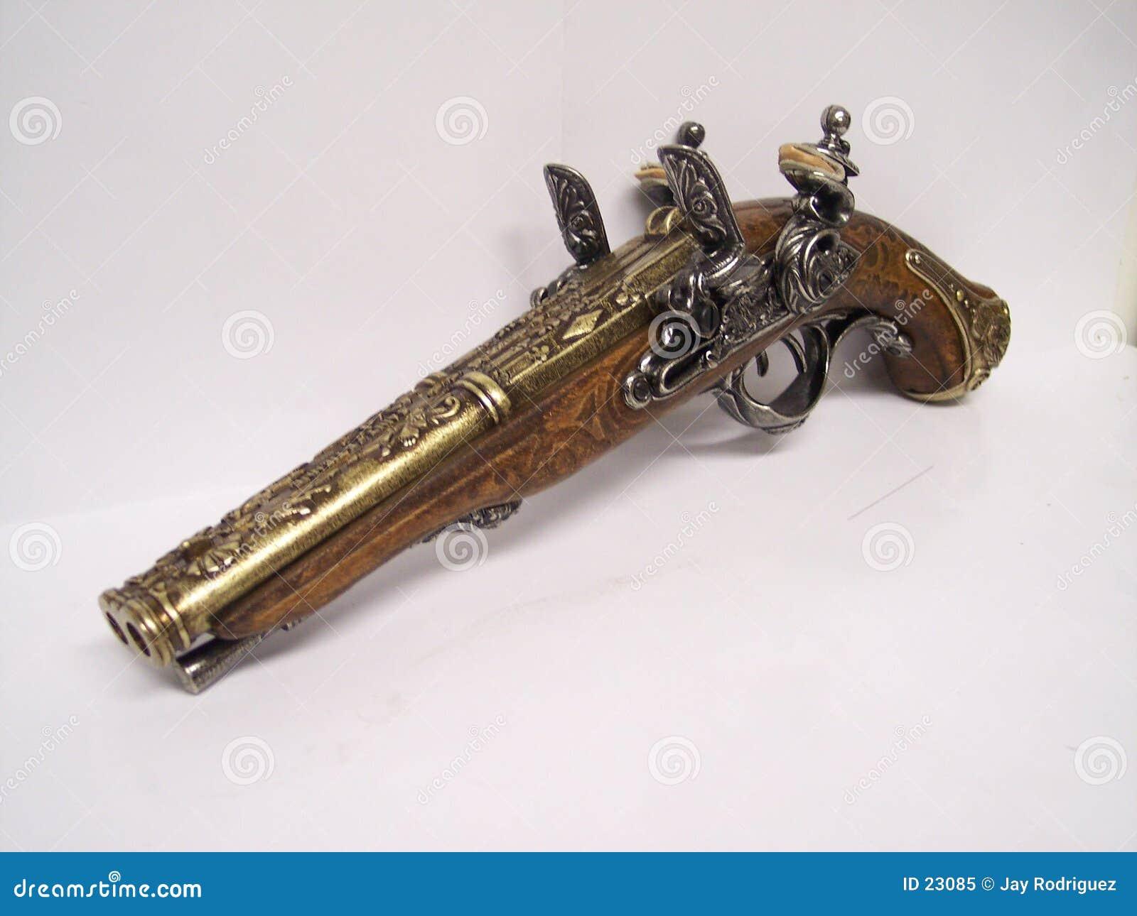 Pistola all antica