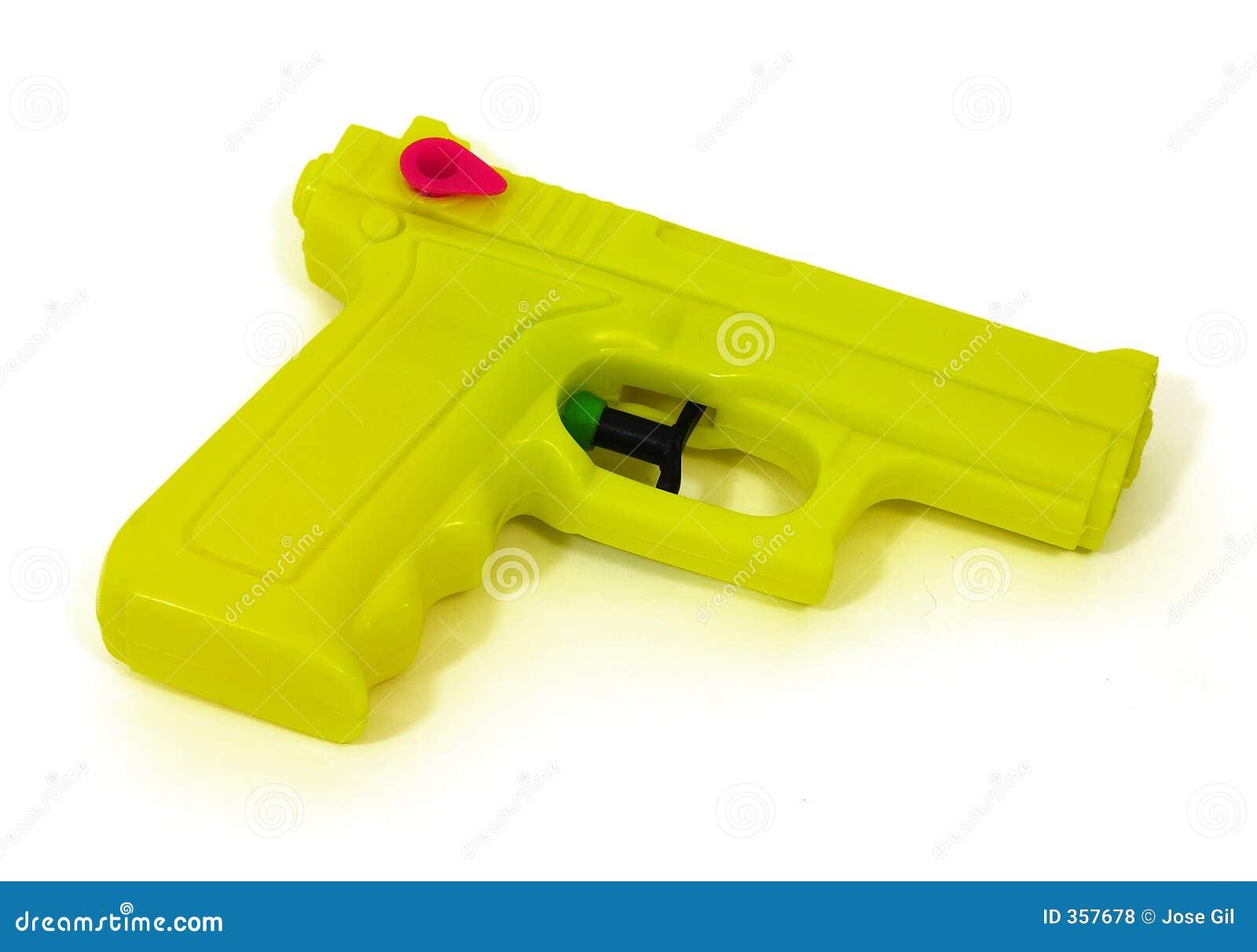 Pistola de água