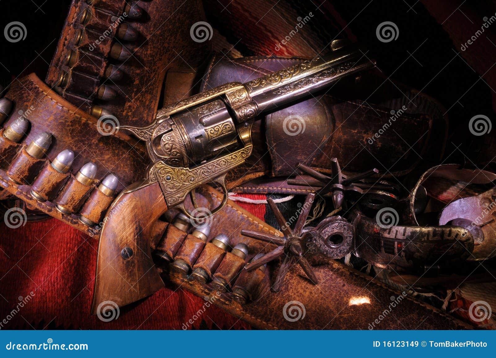 Pistola del cowboy