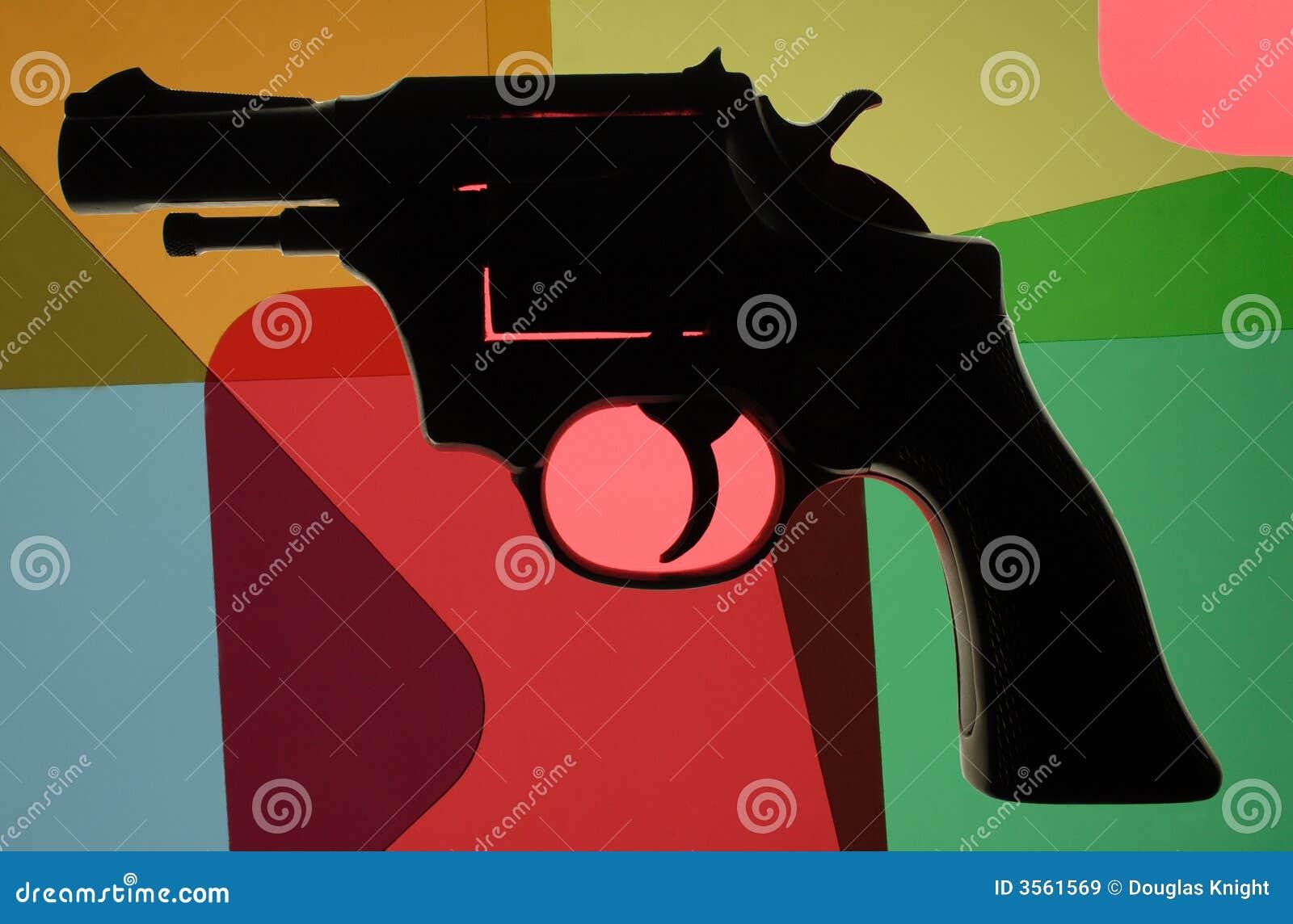 Pistola di Coloful