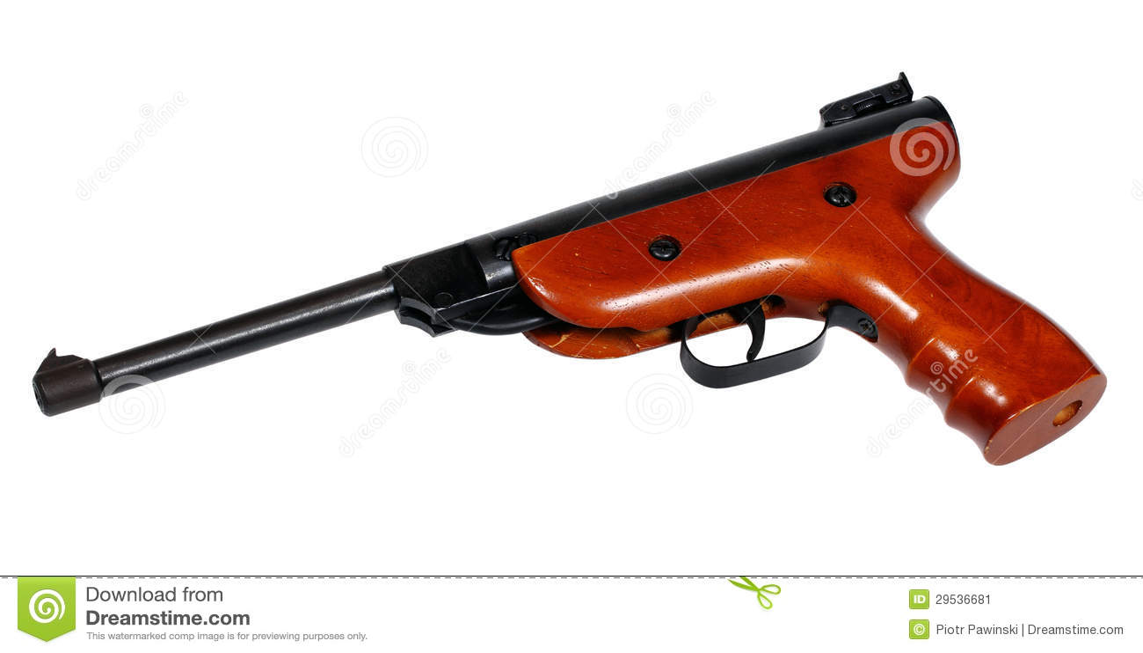 Pistola pneumática