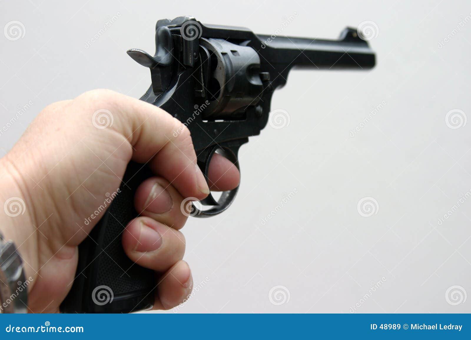 Pistolet #3 de .45 Eao