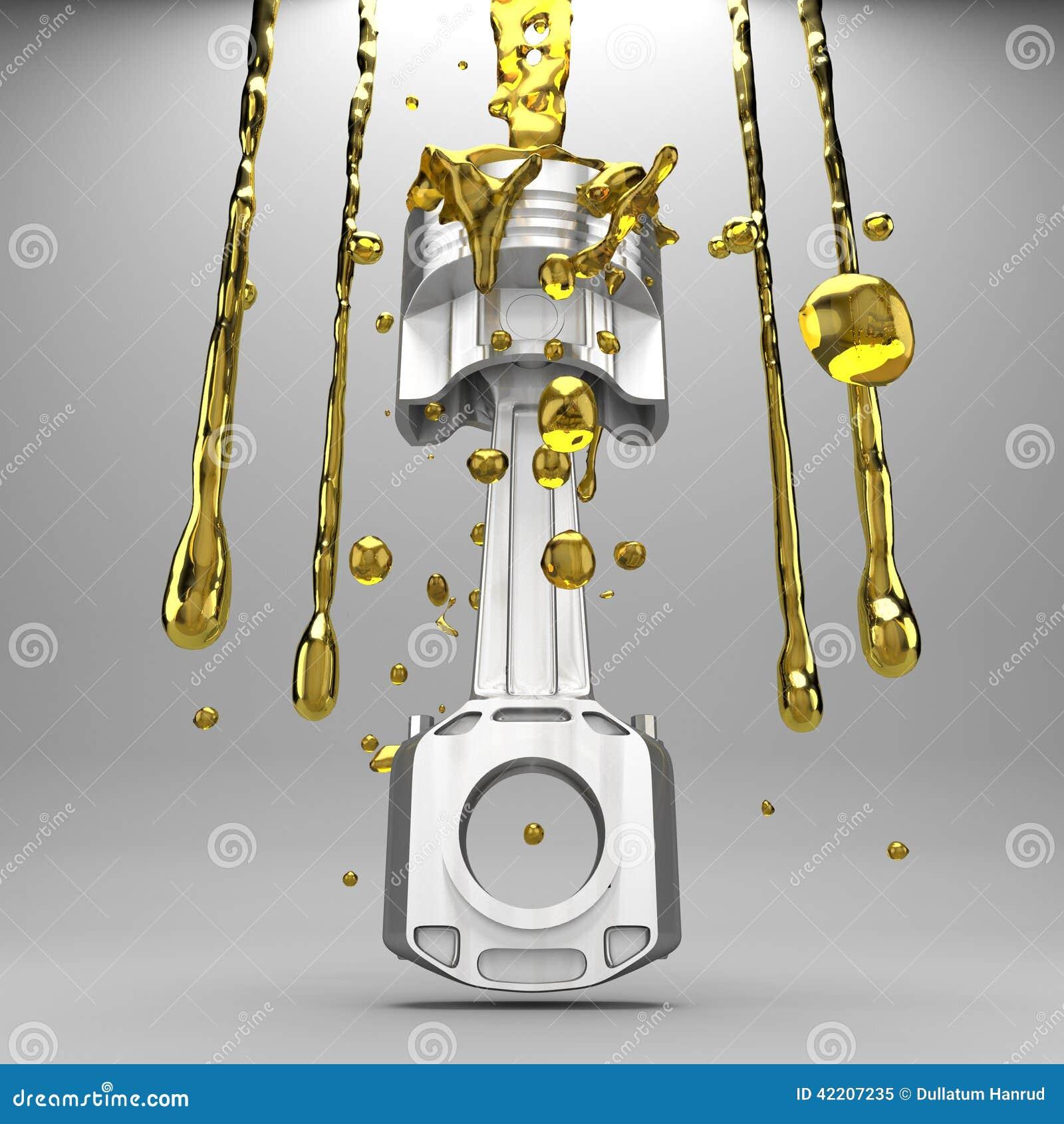 piston de la voiture 3d illustration stock image du v hicule 42207235. Black Bedroom Furniture Sets. Home Design Ideas