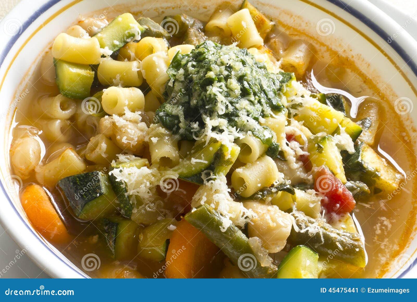 Pistou汤